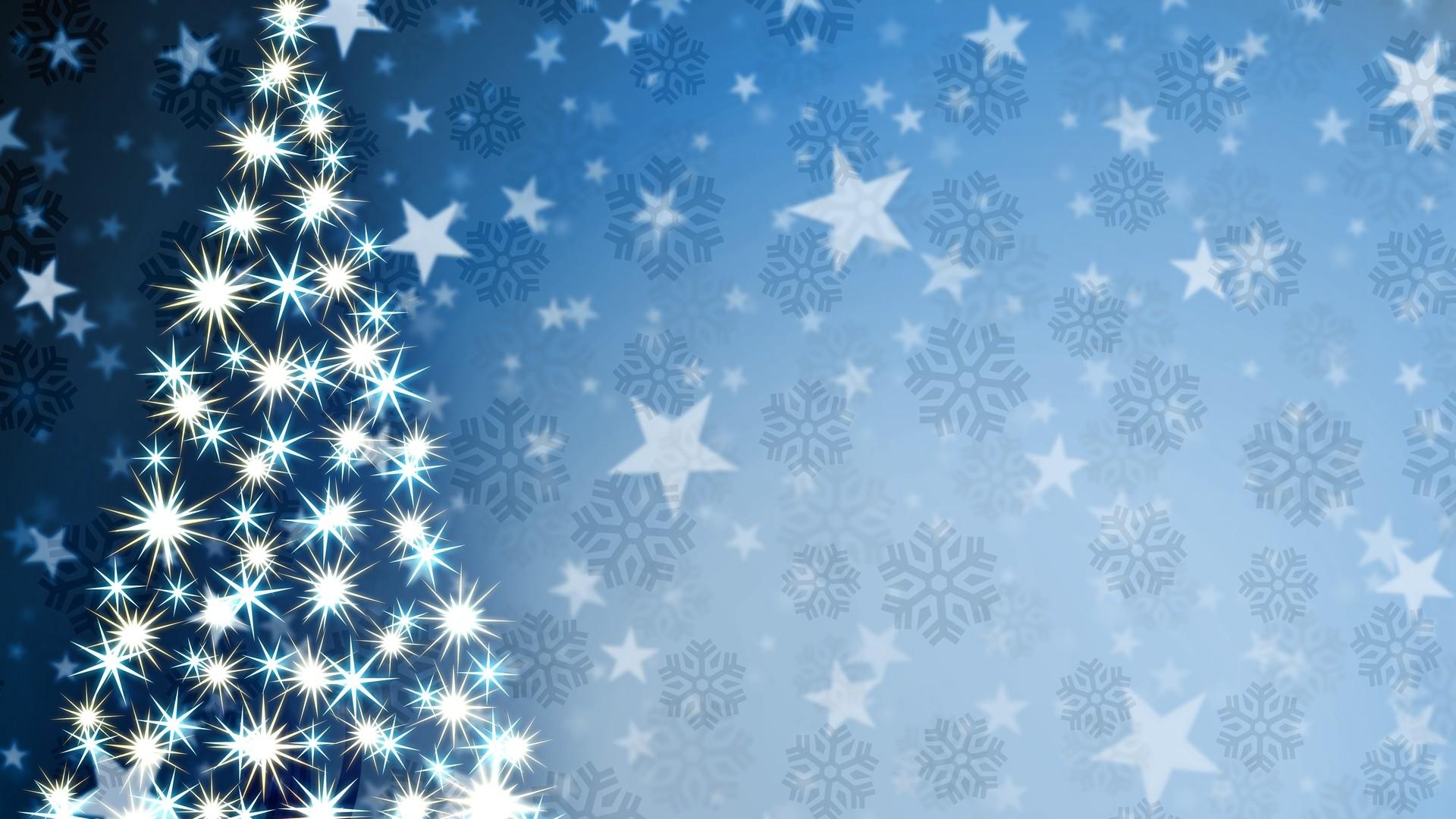 Wallpaper Christmas tree, Star, Pattern, Background