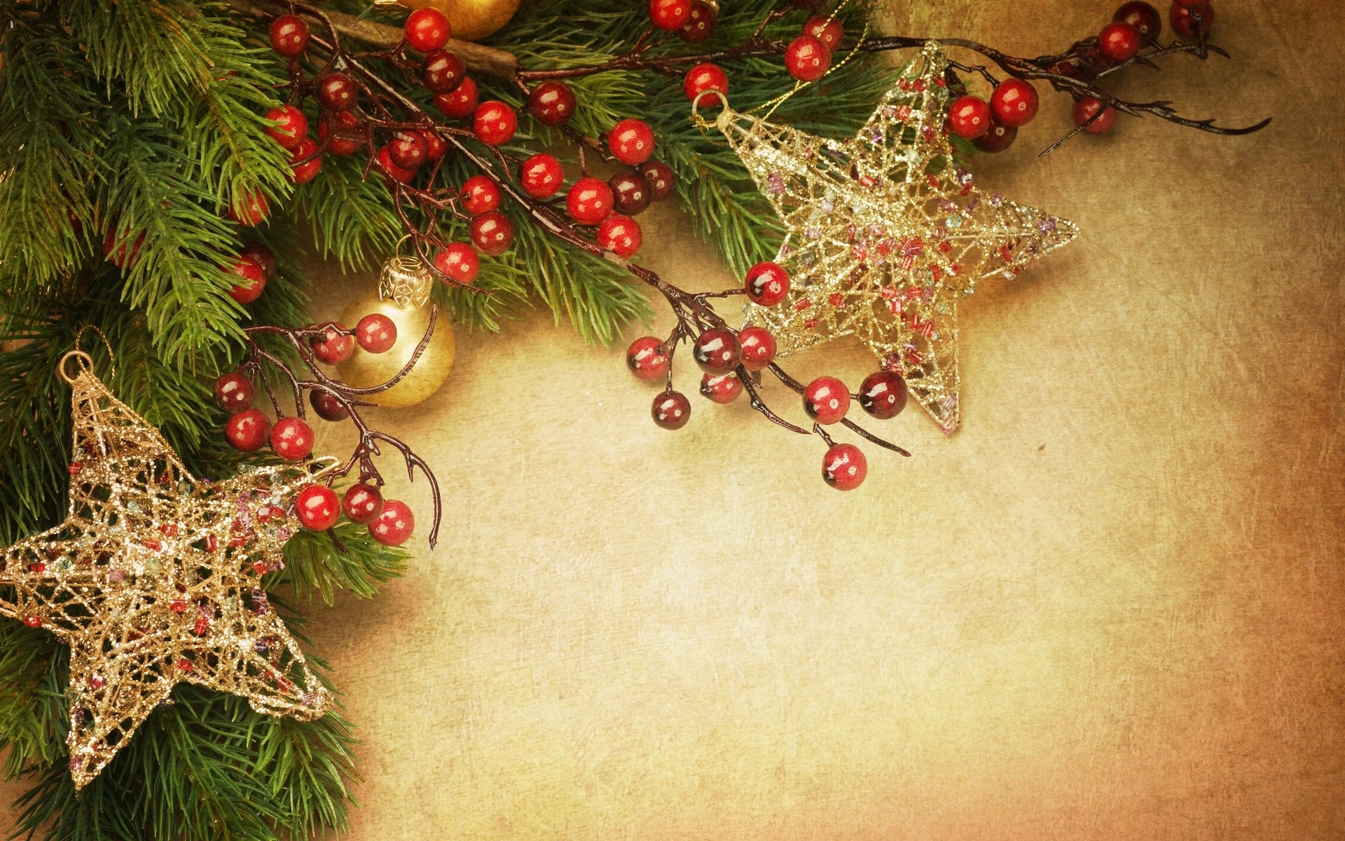 Vintage, Vintage, New Year, Gold, Christmas .
