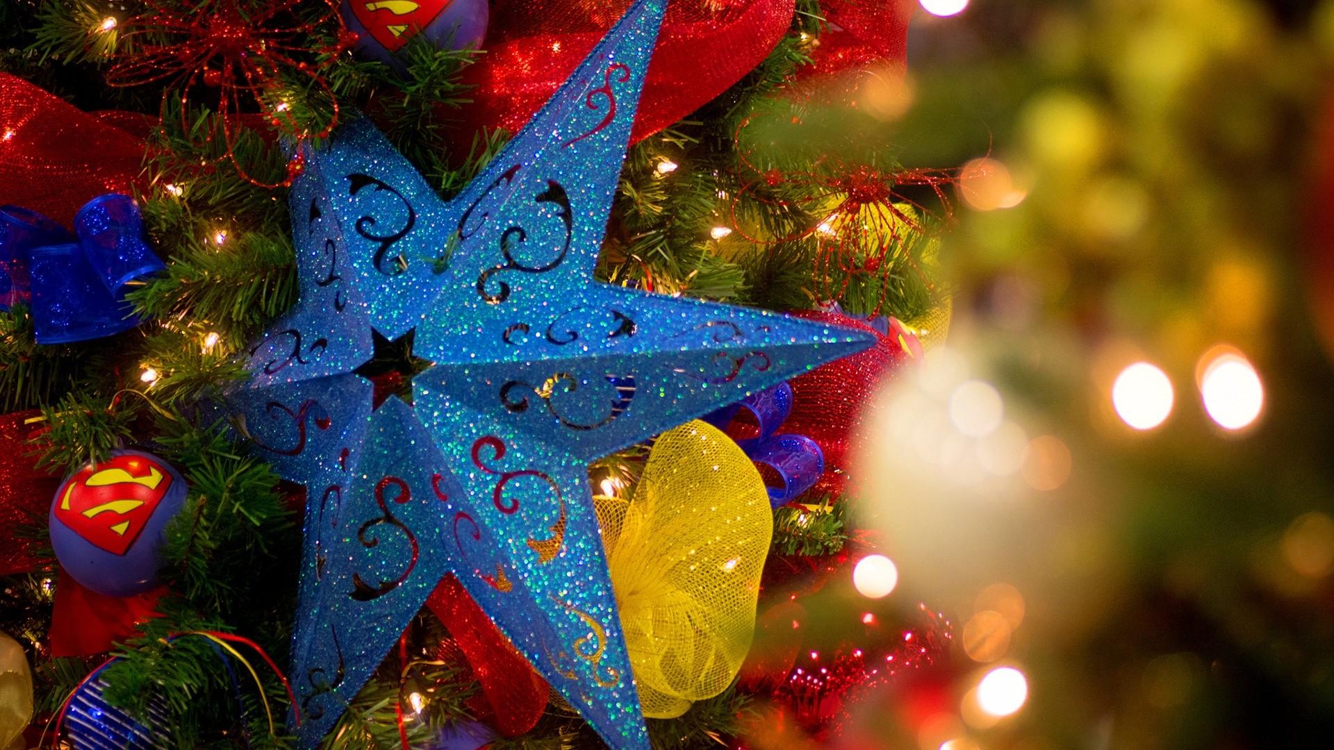 Christmas Star HD Wallpaper