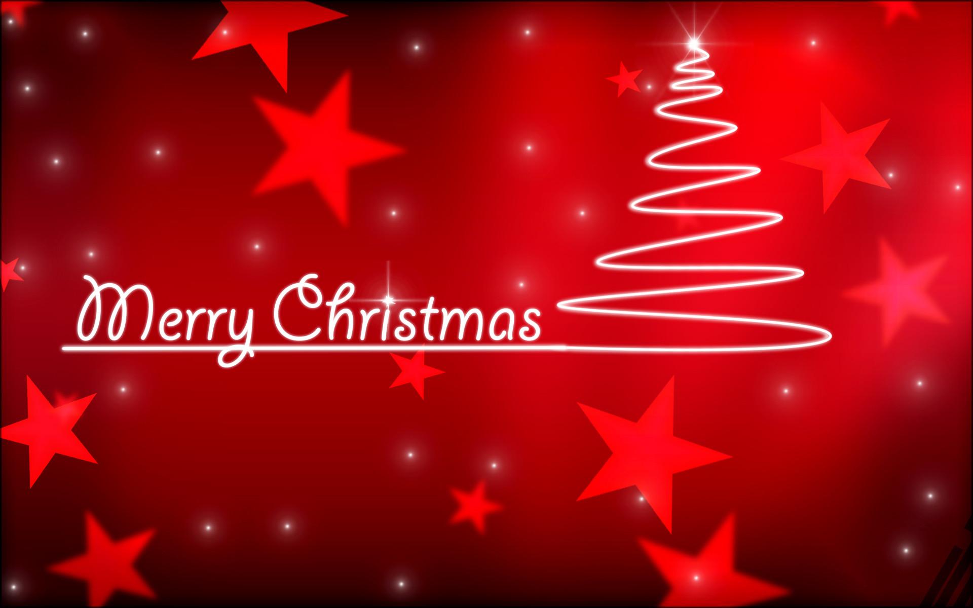 Merry Christmas Widescreen Wallpaper 1920×1200