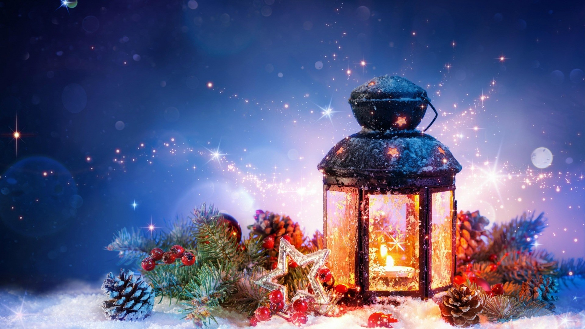 Christmas Star Wallpaper Wallpapers Browse