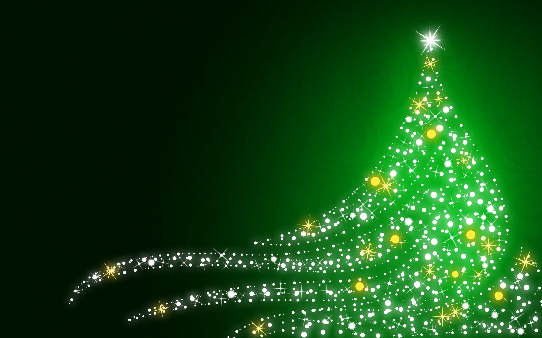 Sparkling Christmas Tree 753749
