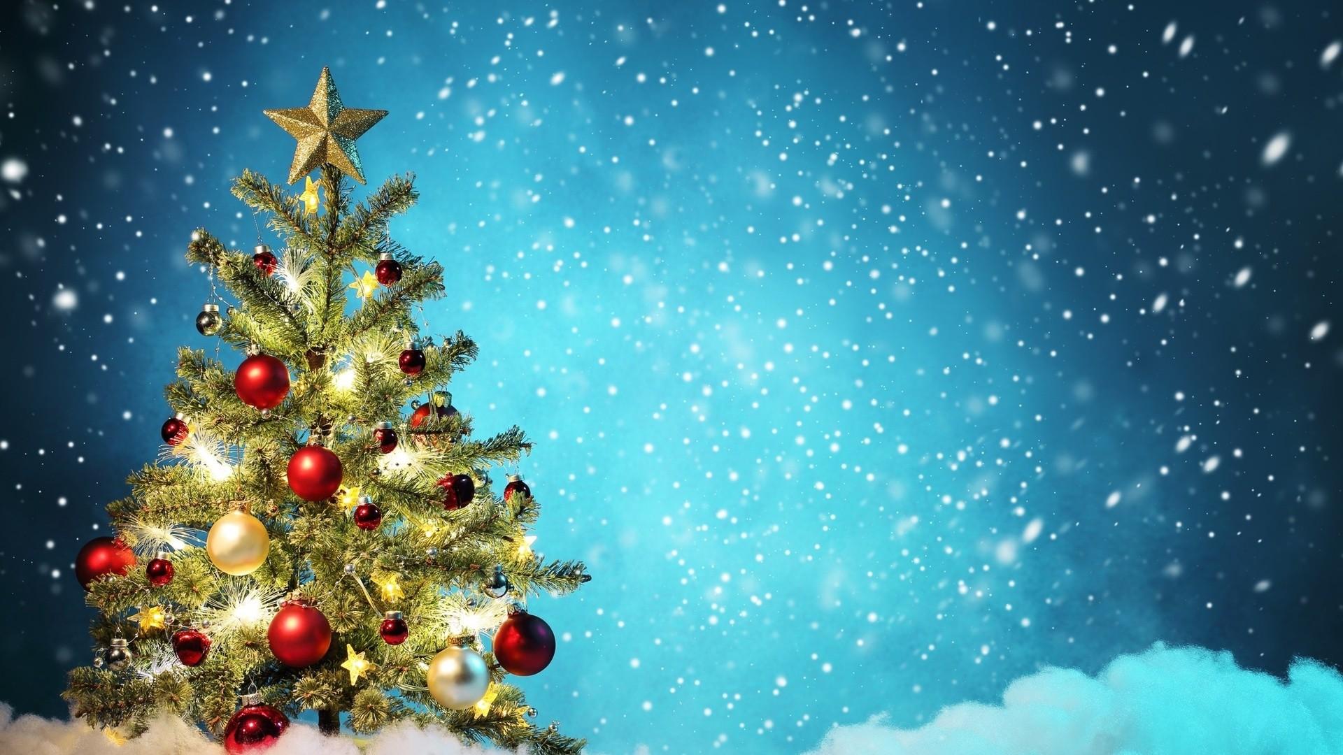 Christmas tree wallpapers (19 Wallpapers)