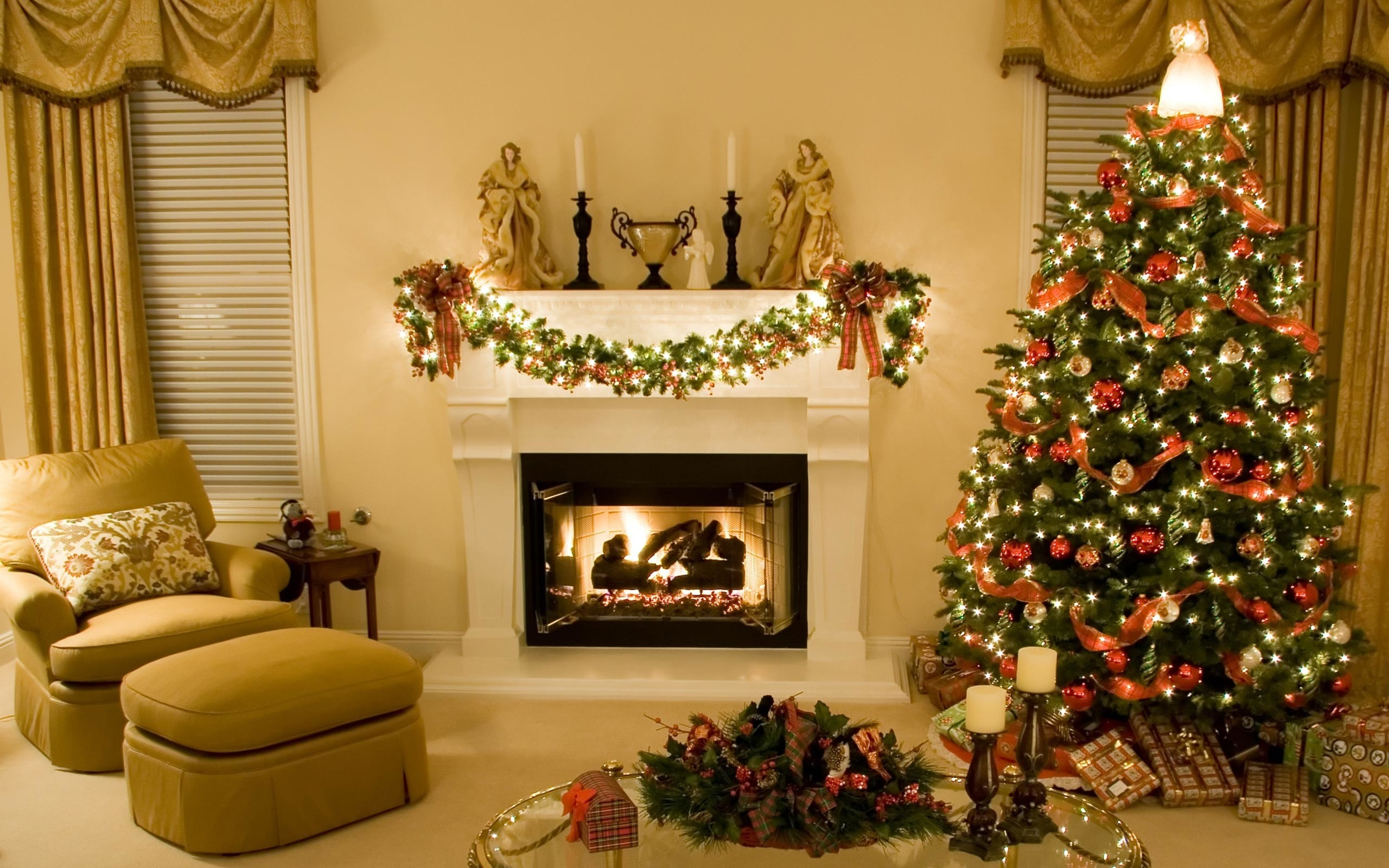 modern-christmas-home-fireplace-christmas-tree-gifts-free-