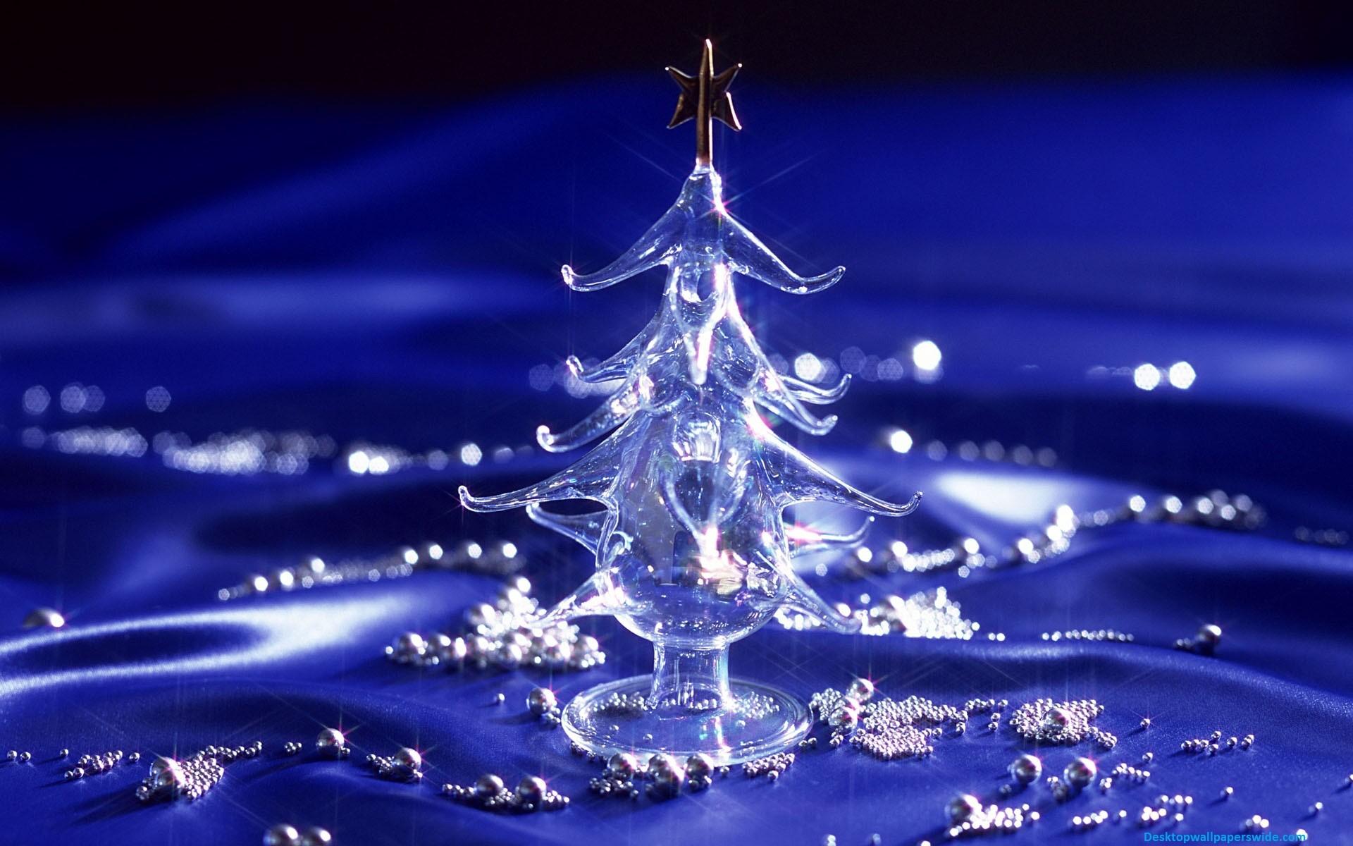 white Christmas tree Wallpapers Hd