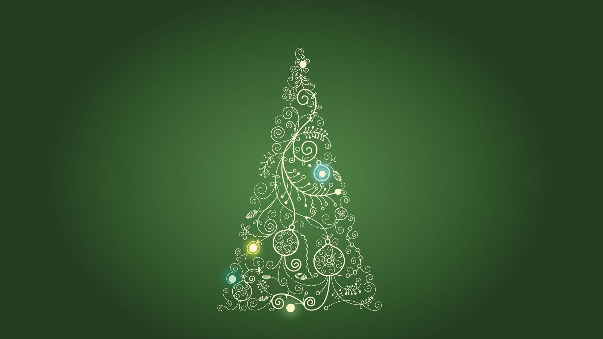 Green-Christmas-Tree-HD-Wallpaper – Funny And Amazing Wallpapers.