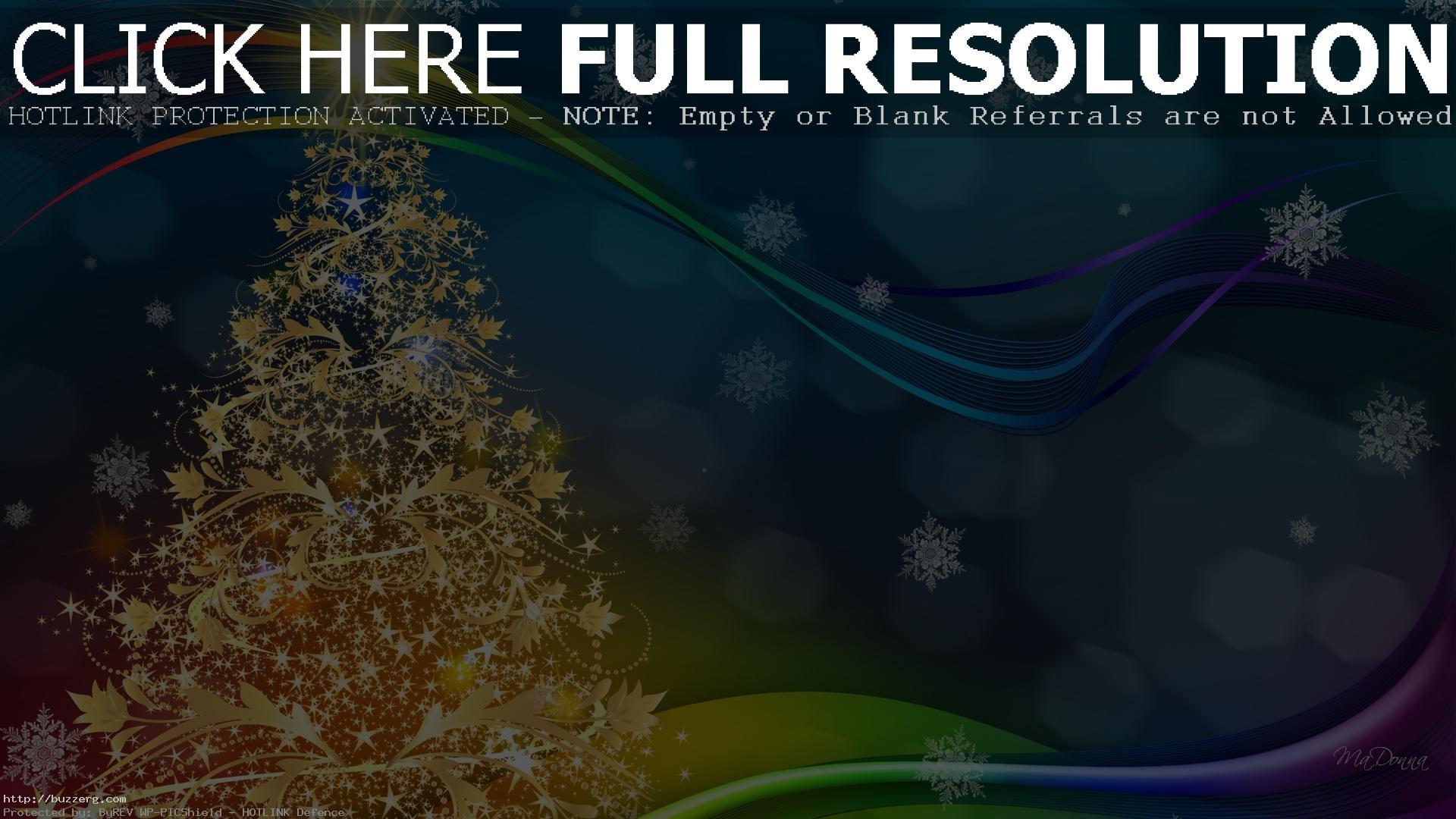 Merry Christmas Tree (id: 135726)