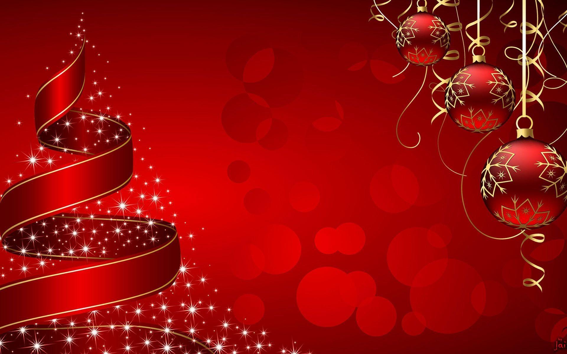 Free Christmas Tree Wallpaper
