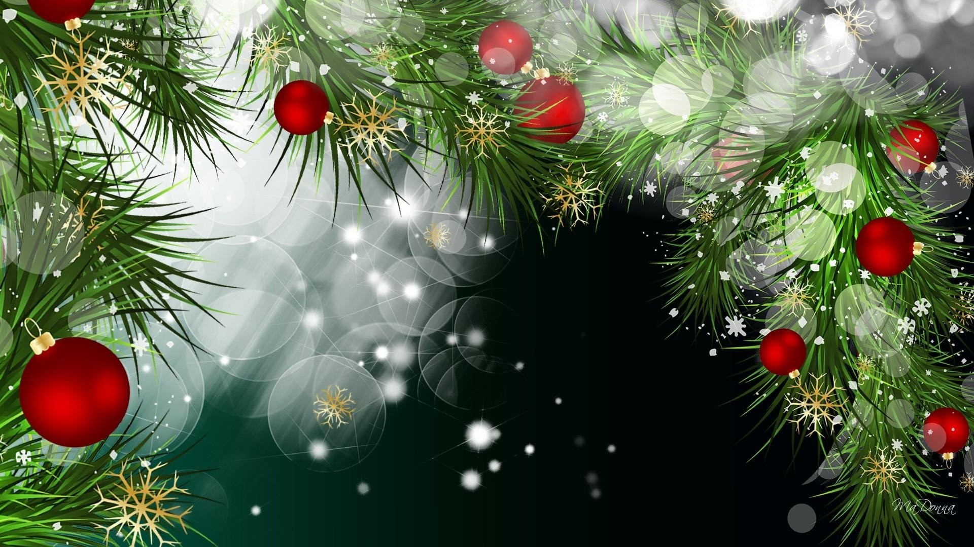 Bright Christmas Backgrounds