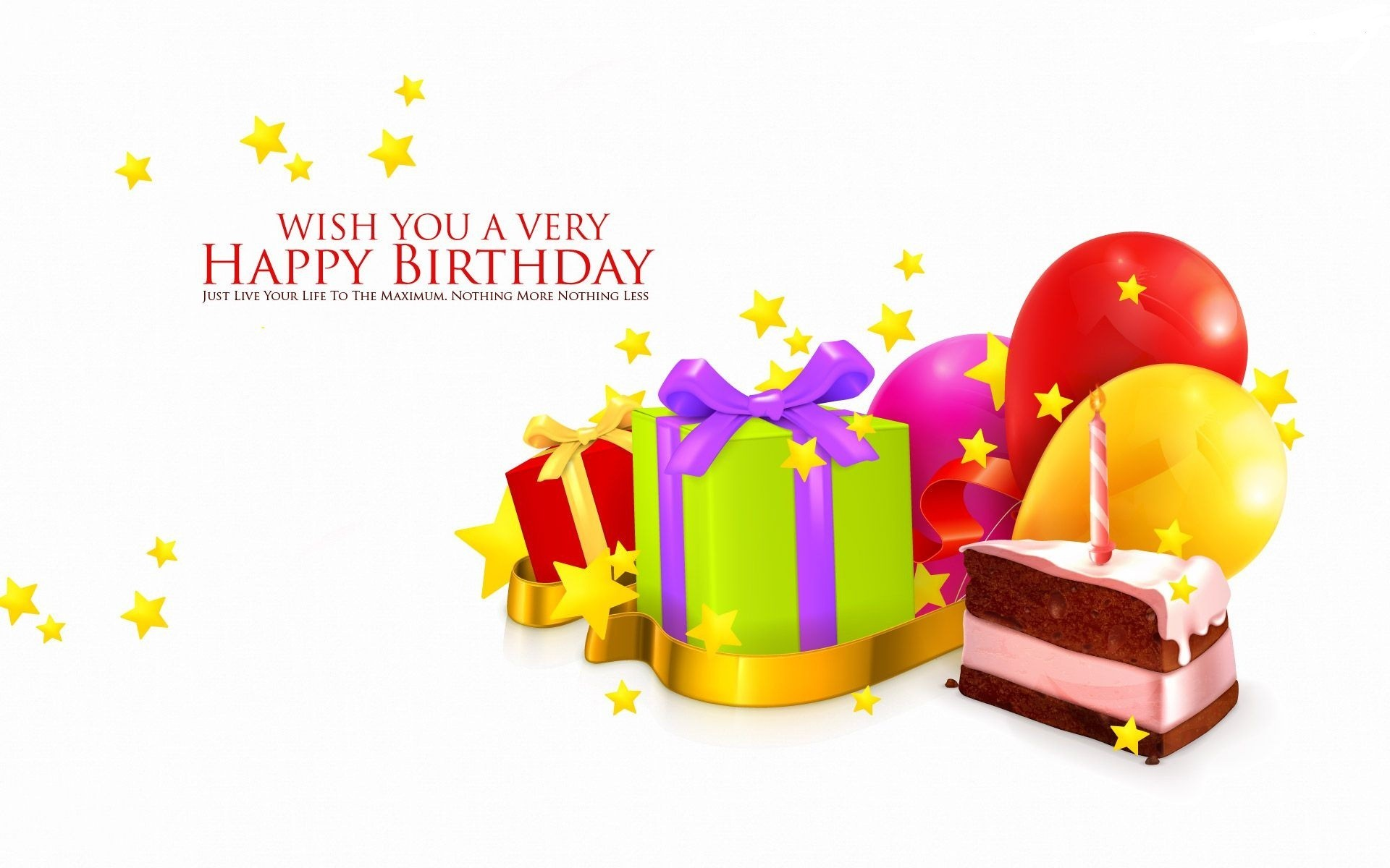 happy birthday wallpaper hd Google Search ✿ Happy Birthday   HD Wallpapers    Pinterest   Happy birthday and Wallpaper