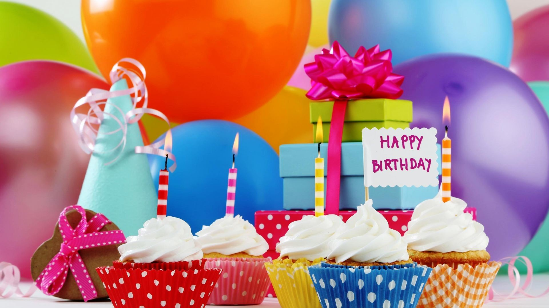 … Happy Birthday With Gift Of Buke Hd Wallpaper HD Birthday .