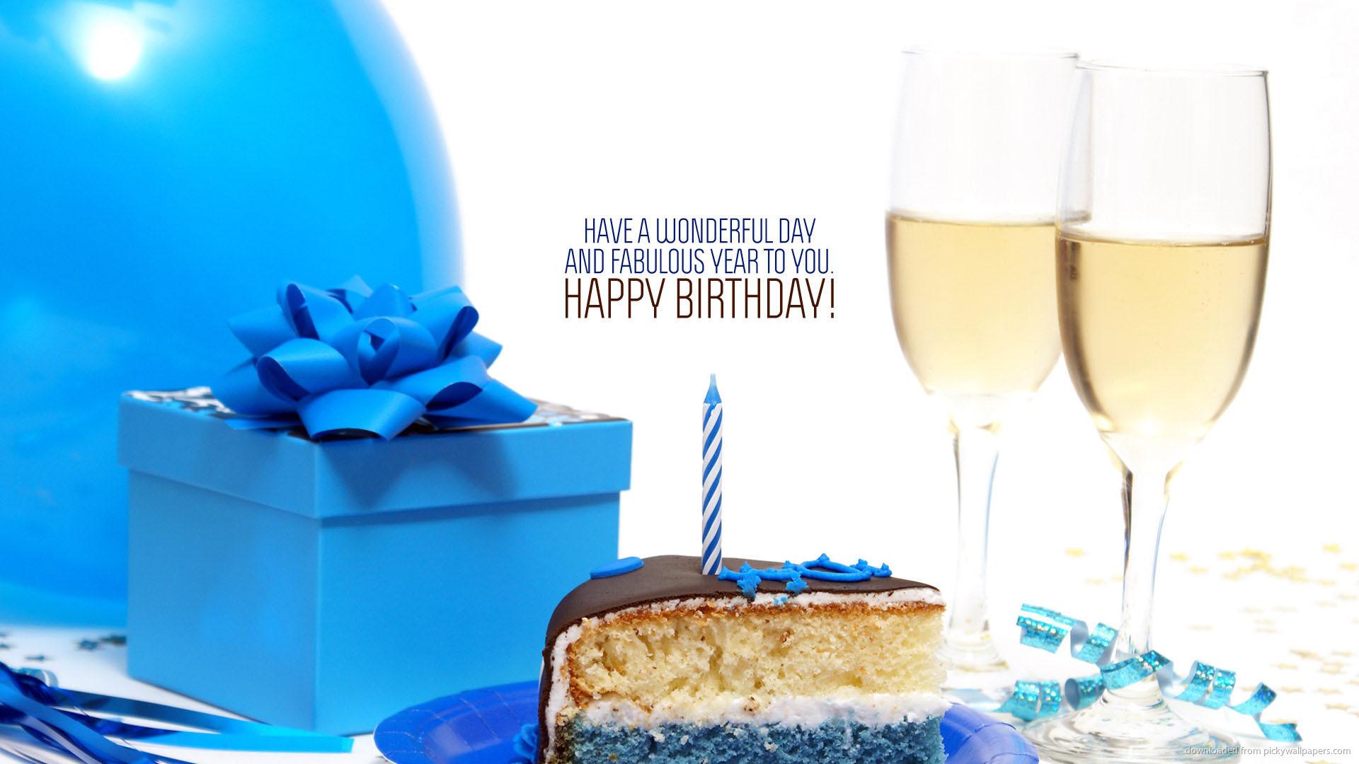 Chocolate Birthday Cake Wallpaper Happy Birthday Cake Images