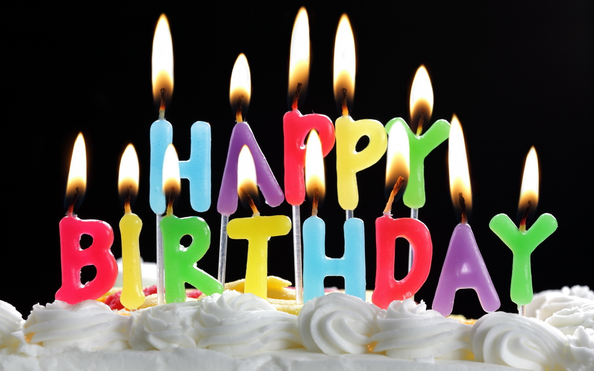 Happy Birthday Images HD Wallpapers Free Download 1920×1200