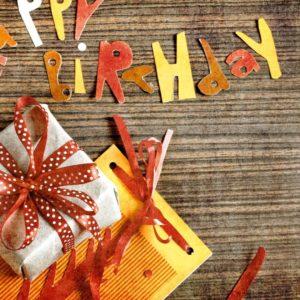 HD Birthday