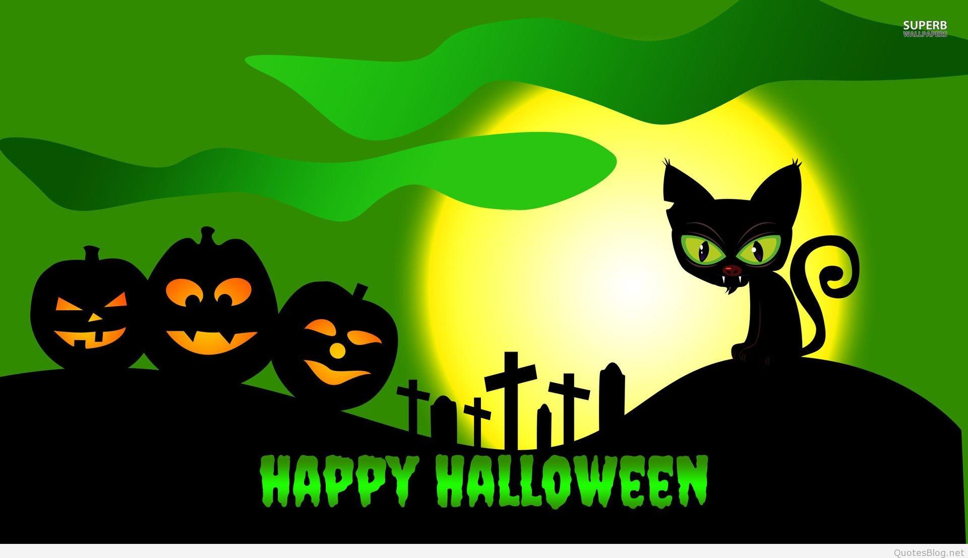Wallpaper Happy Halloween, 4K, Celebrations / Halloween, #5395
