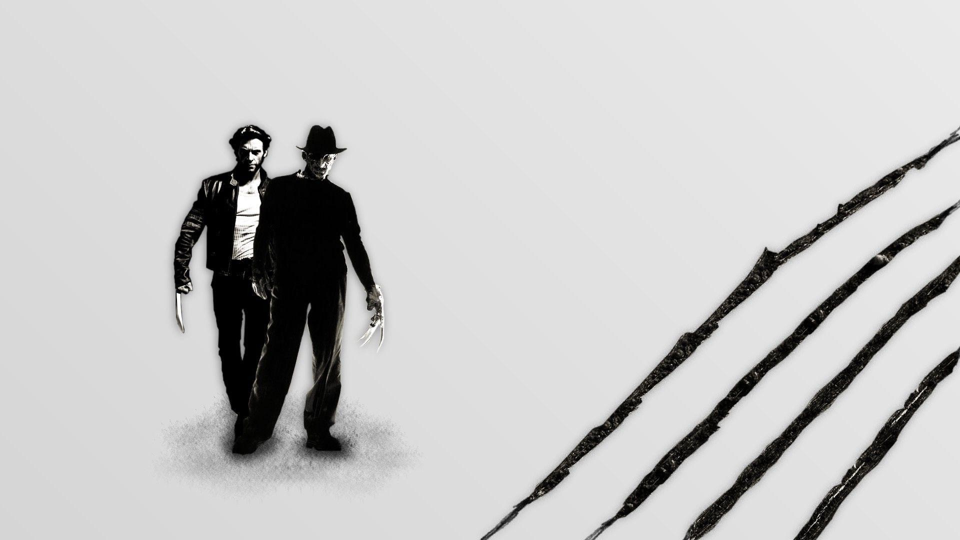 movies, Wolverine, Freddy Krueger Wallpapers HD / Desktop and .