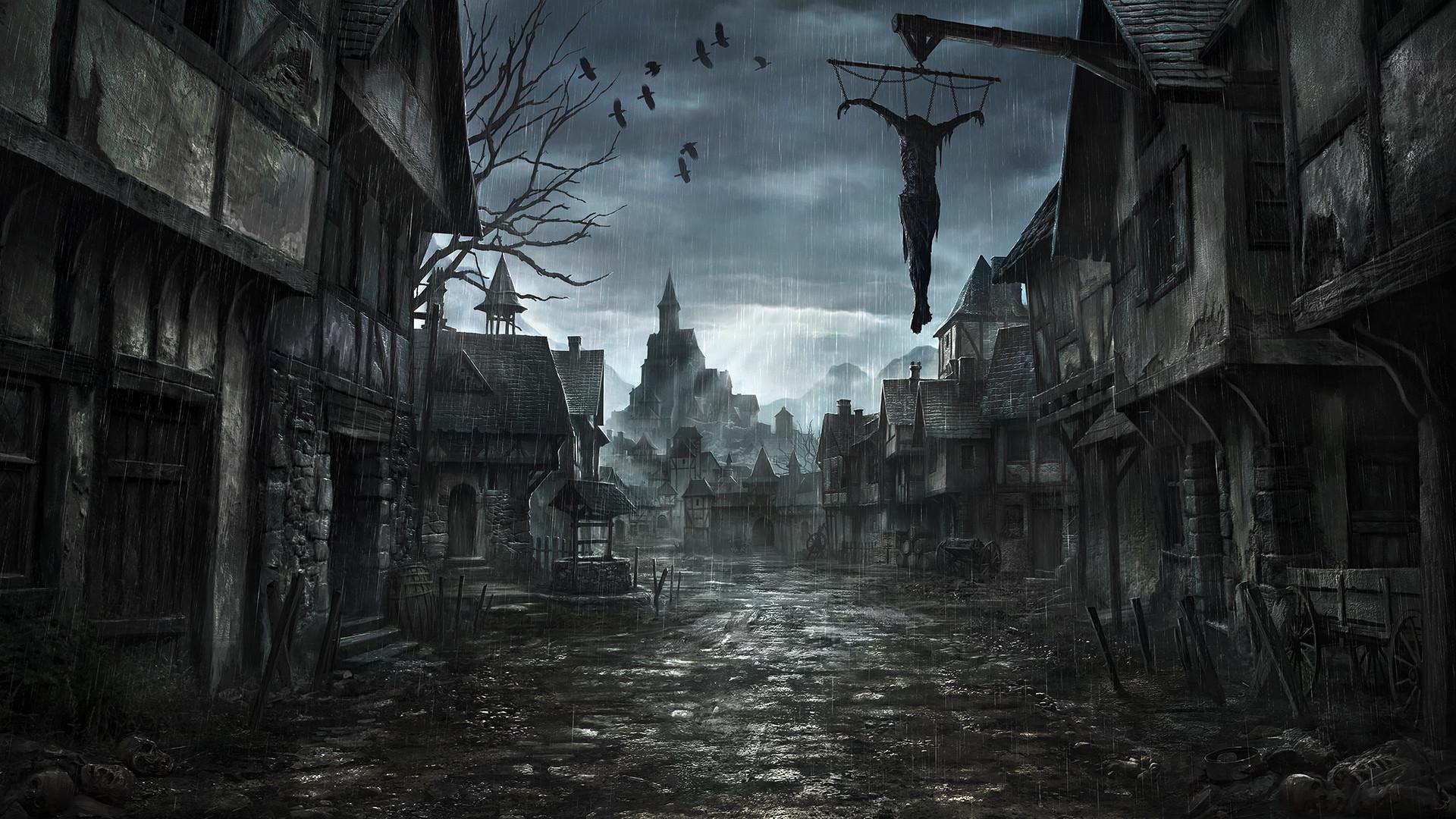 -ages jonasdero_deviantart_com jonasdero dark horror scary creepy .