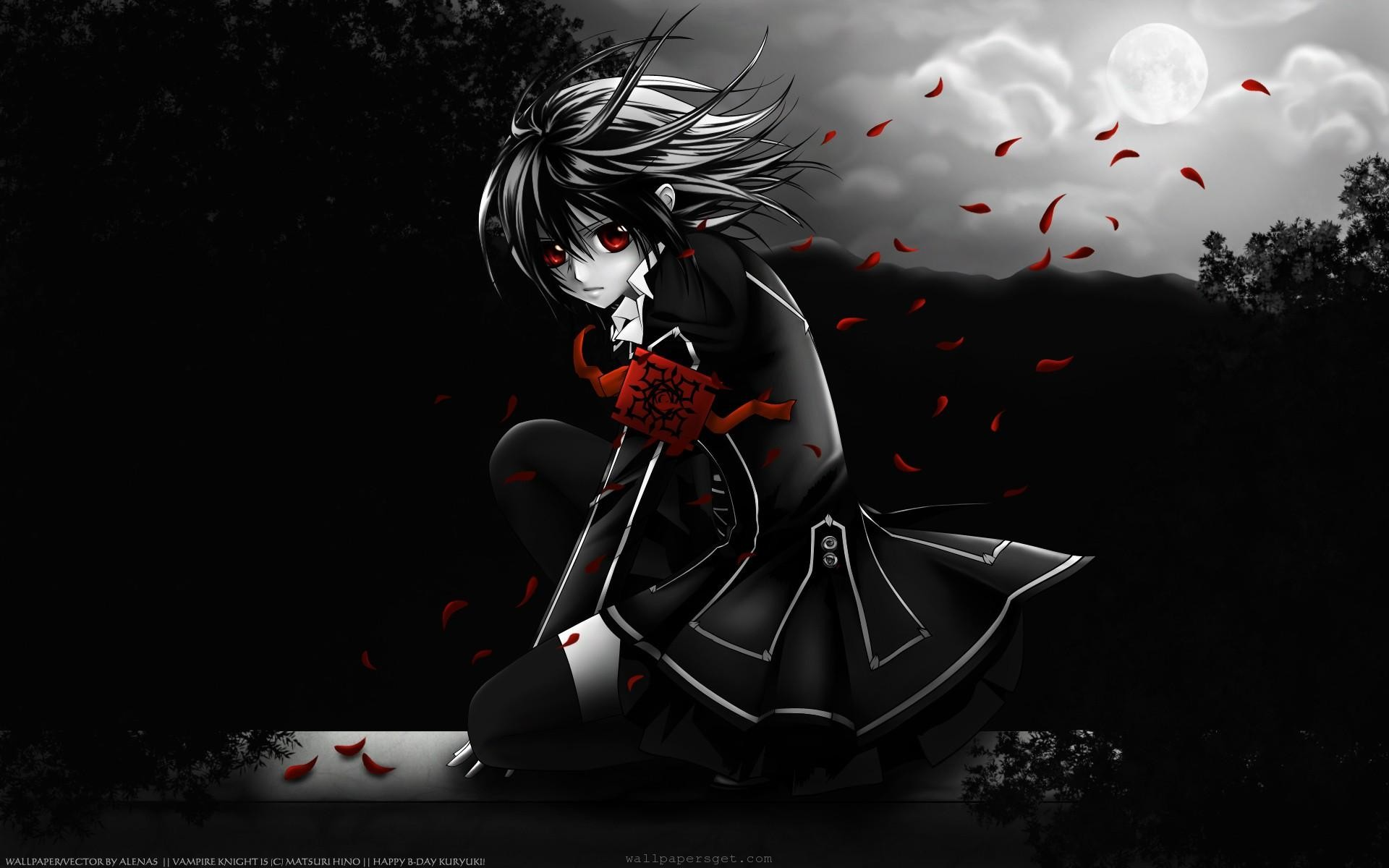 Anime – Vampire Knight Wallpapers and Backgrounds