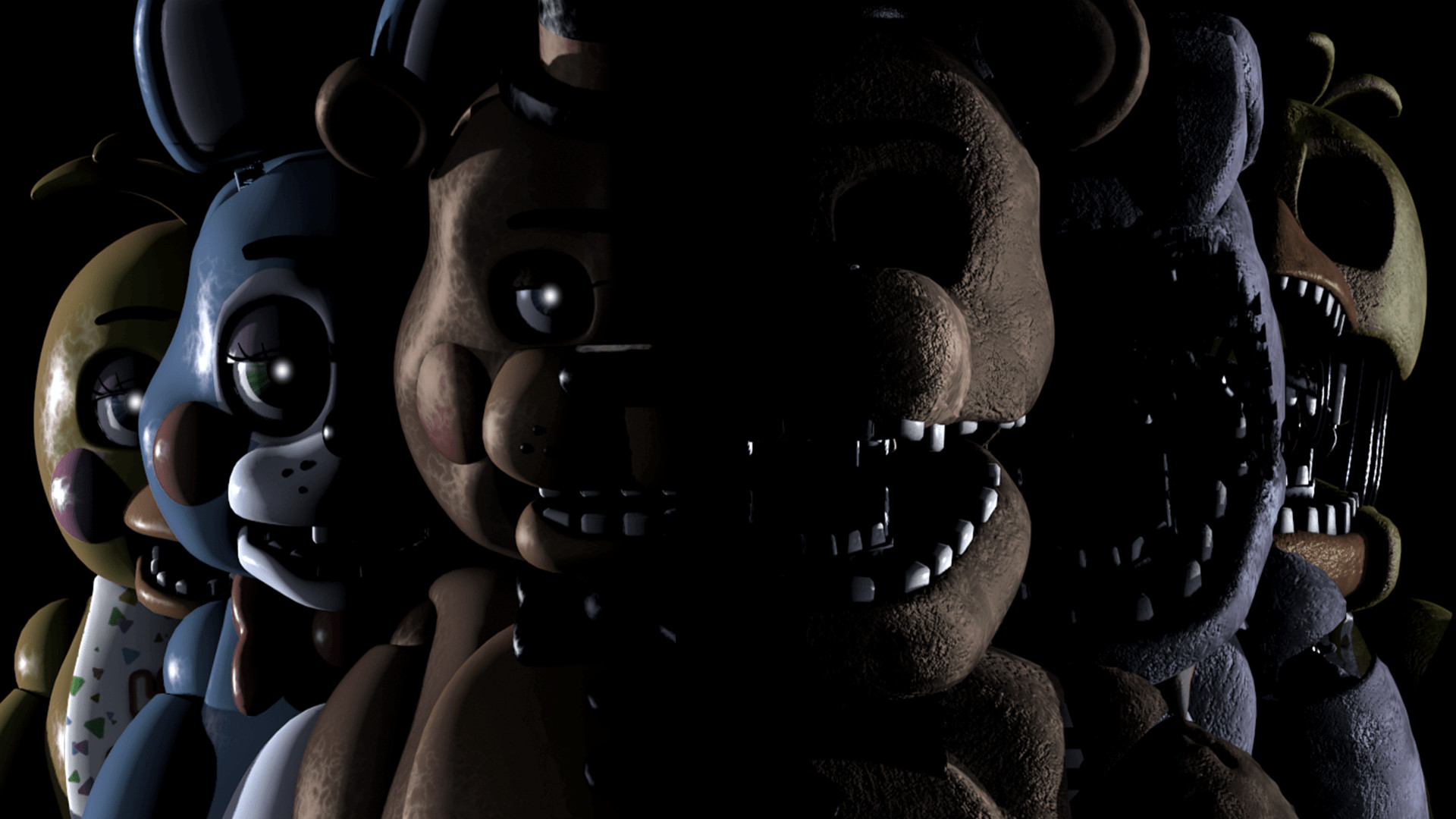 Five Nights at Freddy's Wallpapers – Album on Imgur