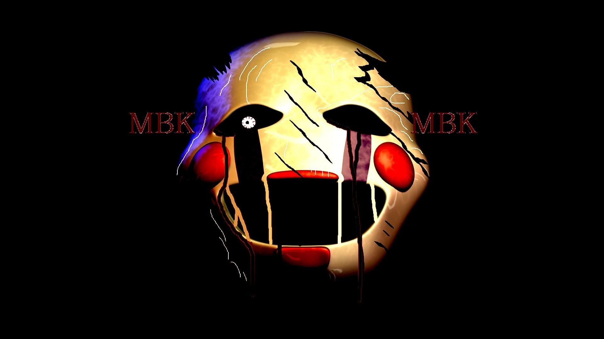 Fnaf, Horror Game, The Puppet, Five Nights At Freddys, Five Nights At
