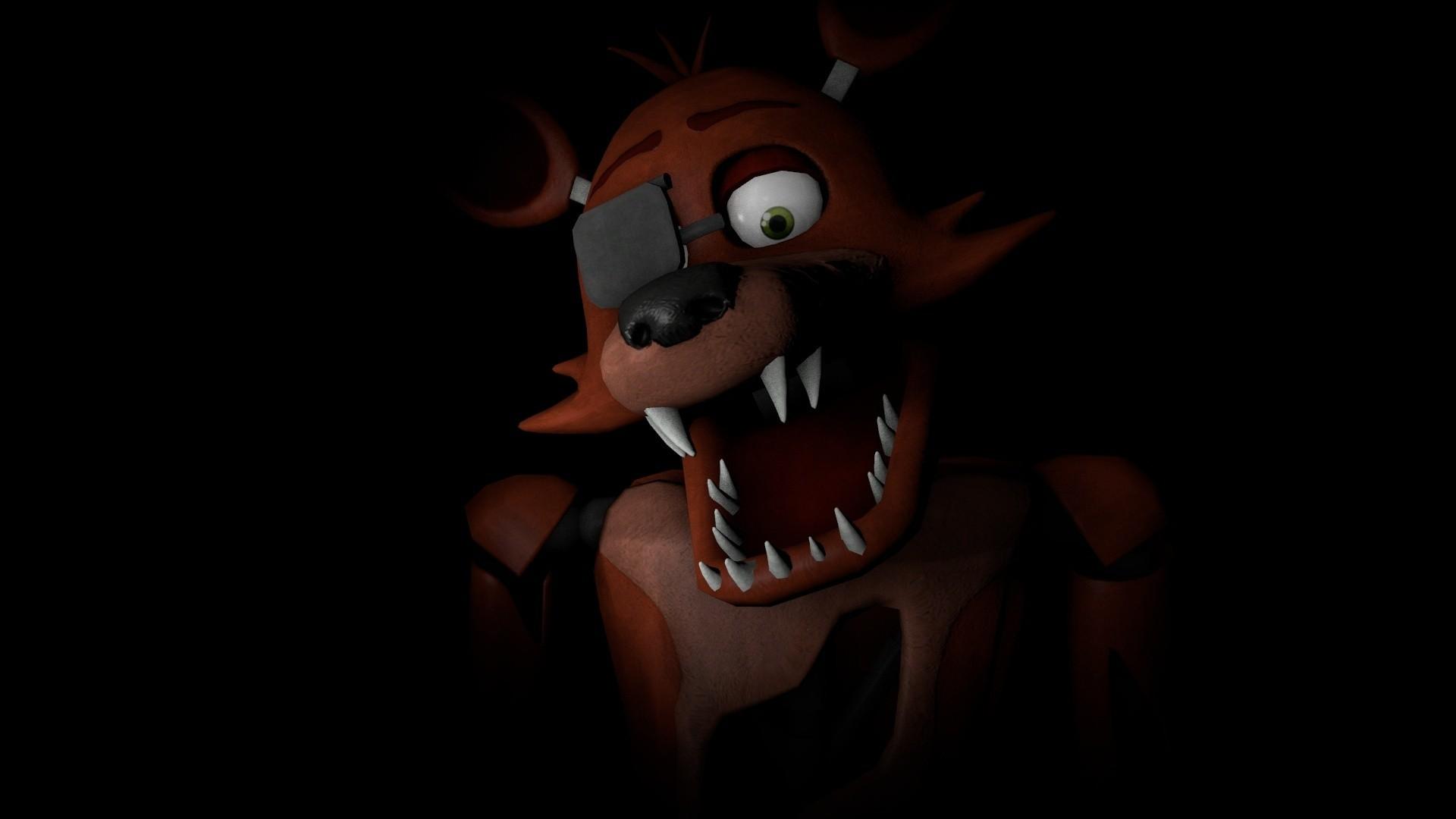 Fnaf, Horror Game, Foxy, Five Nights At Freddys, Five Nights At Freddys