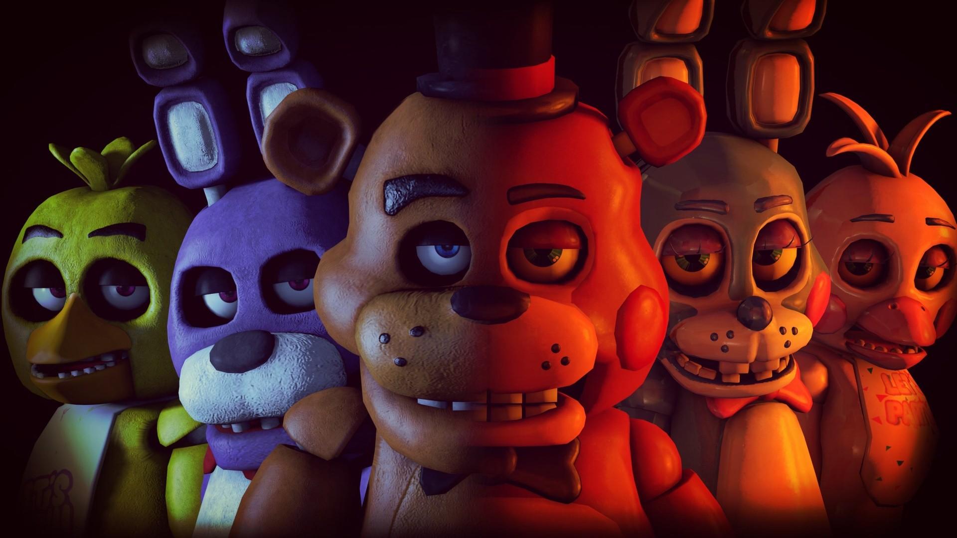"Scott Cawthon Cancels Five Nights at Freddy's 6 – ""I Need …"
