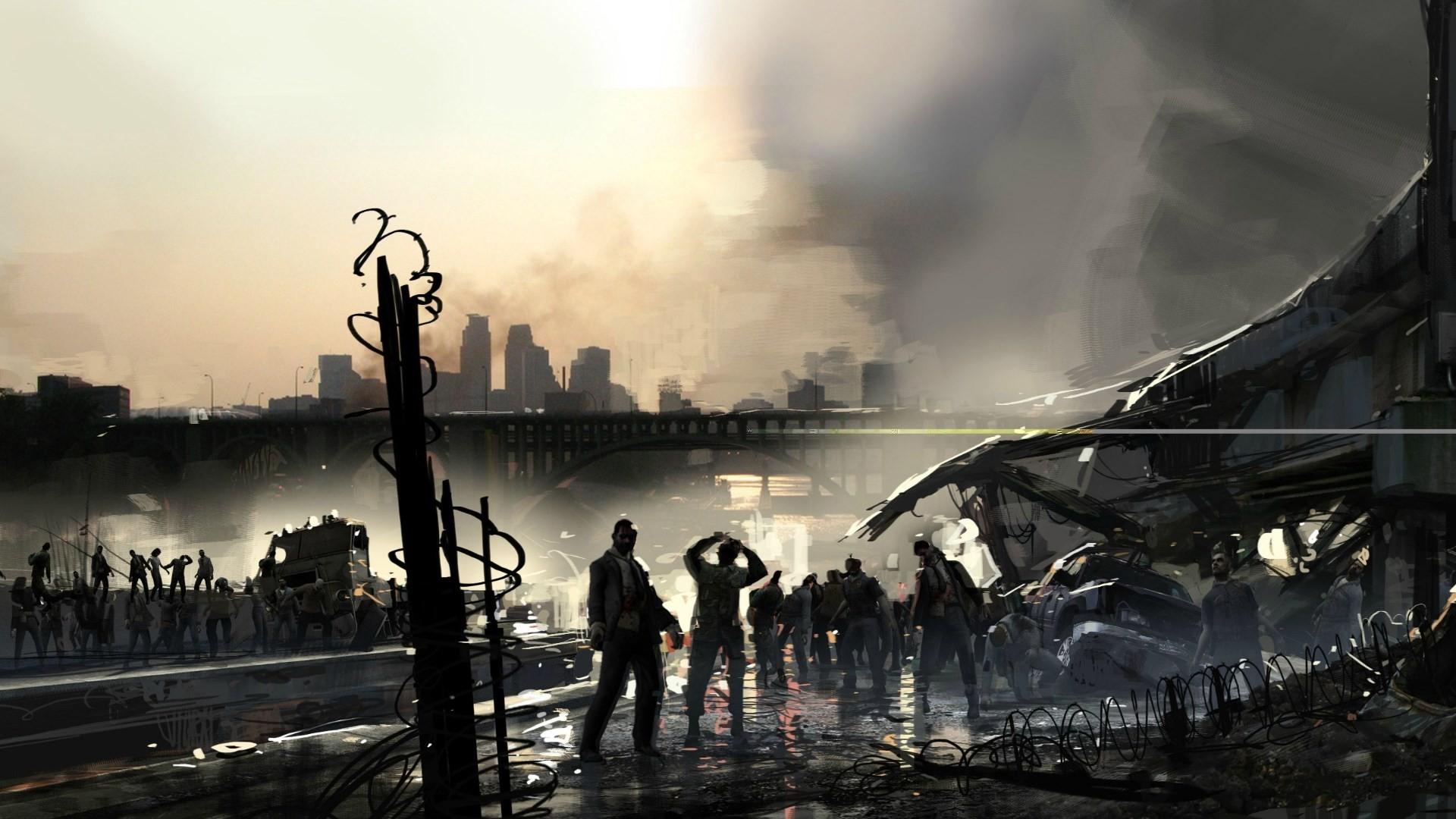 zombie apocalypse wallpaper – Google Search | Zombies | Pinterest .