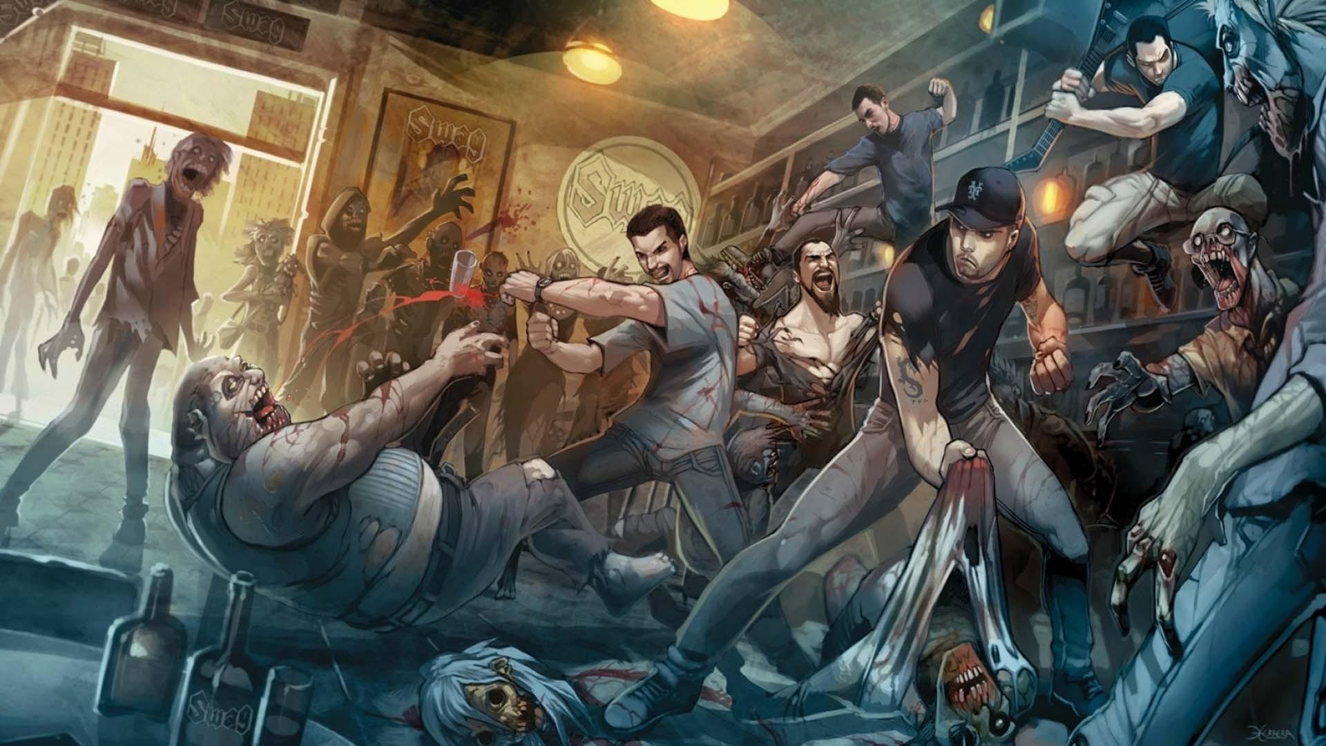 Zombie Desktop Wallpaper – WallpaperSafari