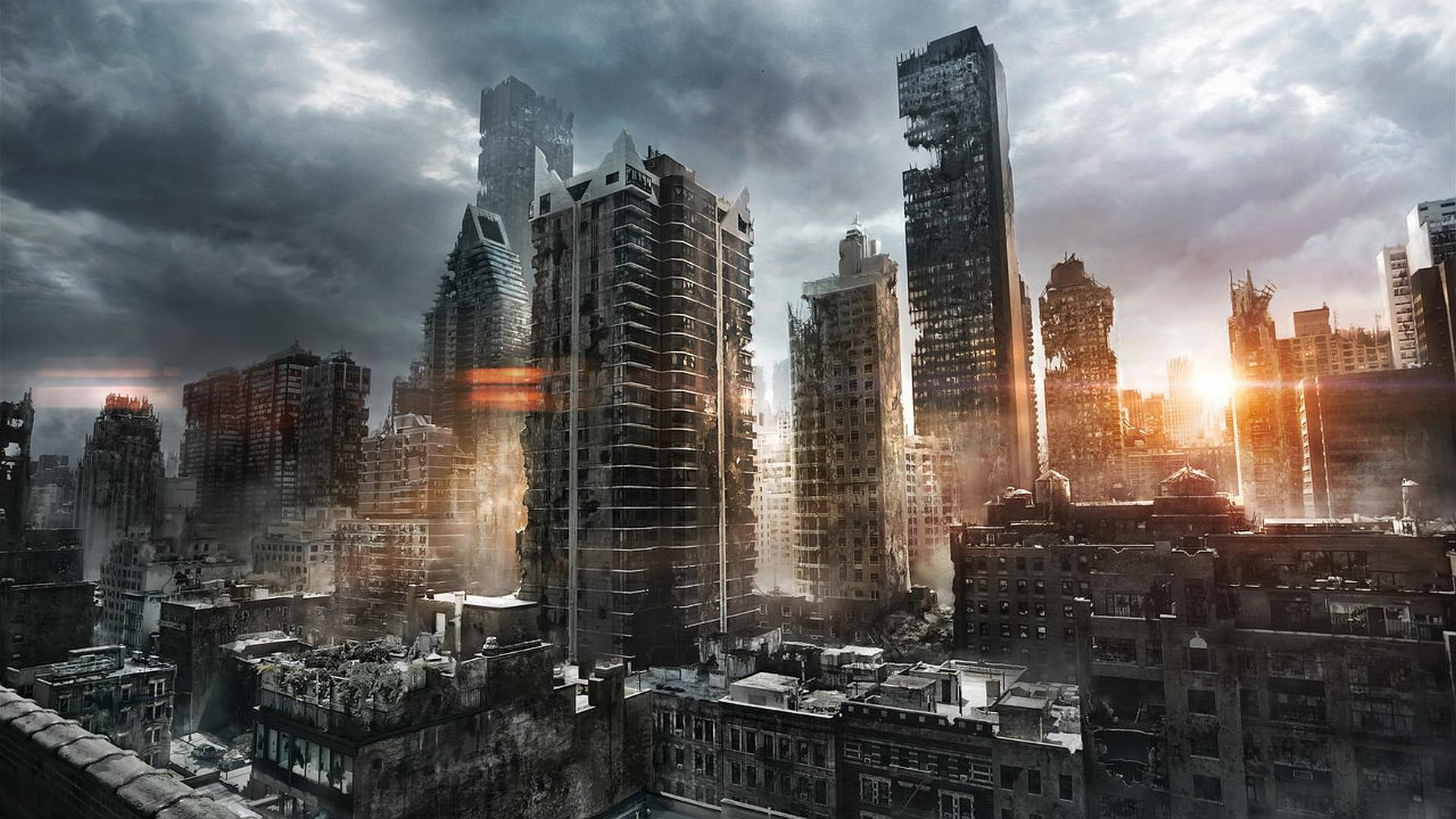 Post Apocalyptic/Dystopian Wallpaper Dump! (As requested by  RayquazasDarkBrother) – Album on