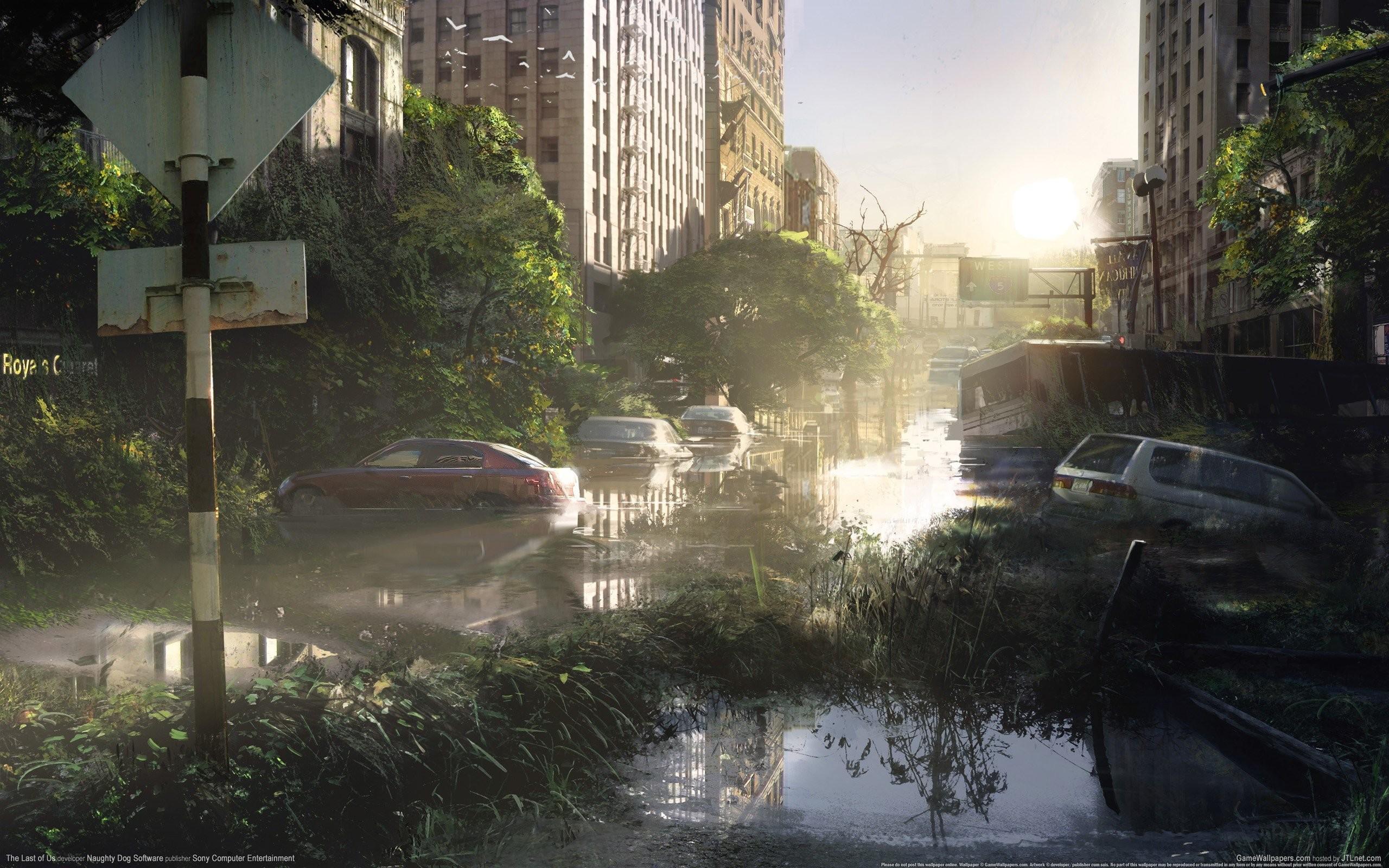 The Last Of Us Zombie Sun Apocalypse …