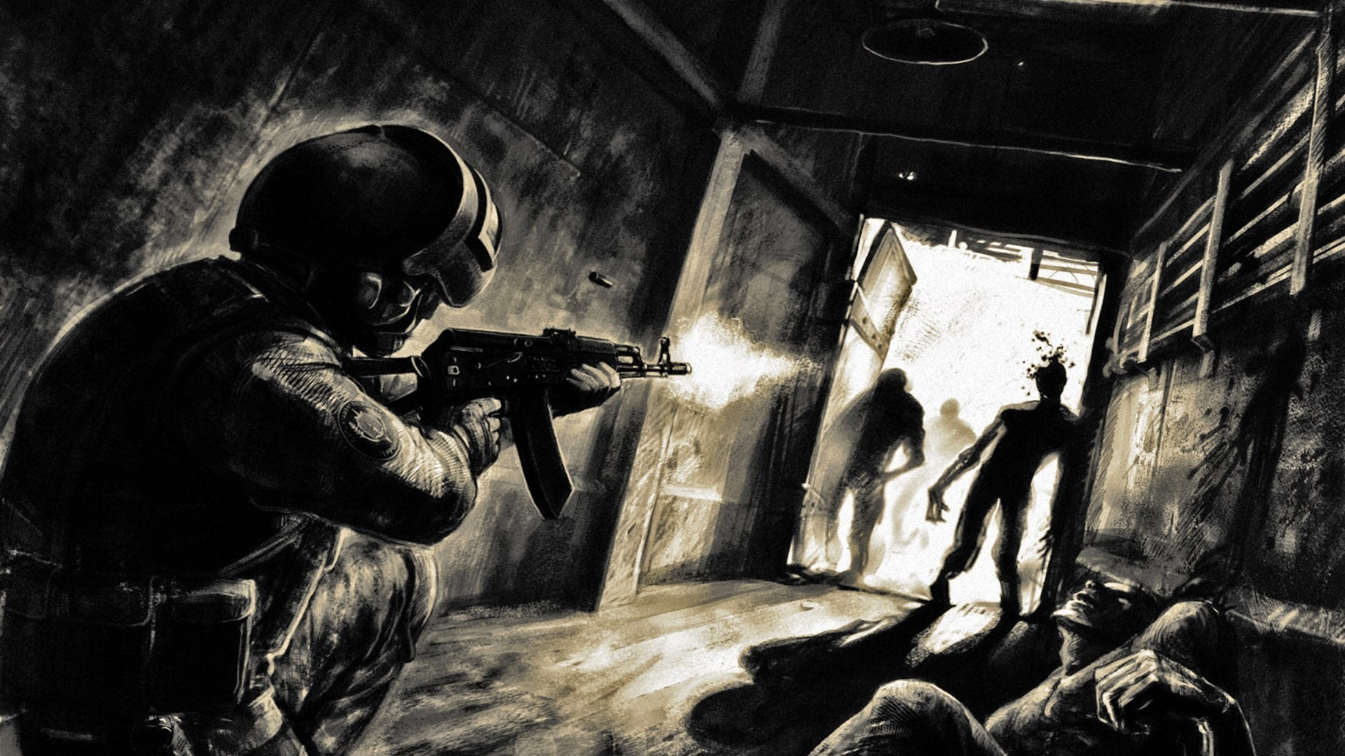 HD Zombie Wallpapers – Wallpaper Cave