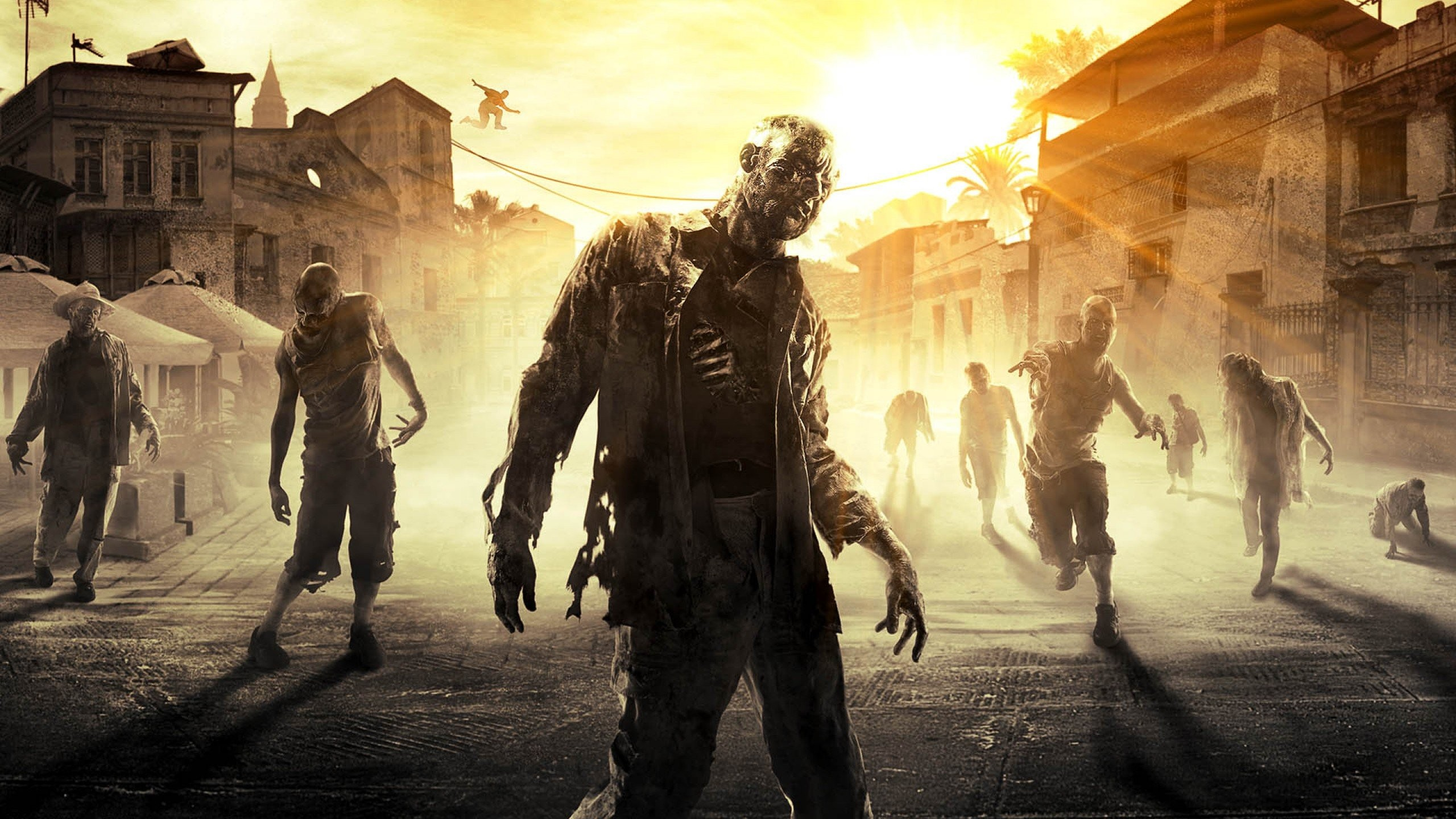 Dying Light Horror Survival Zombie Apocalyptic Dark Action 1dlight Rpg  Wallpaper At Dark Wallpapers