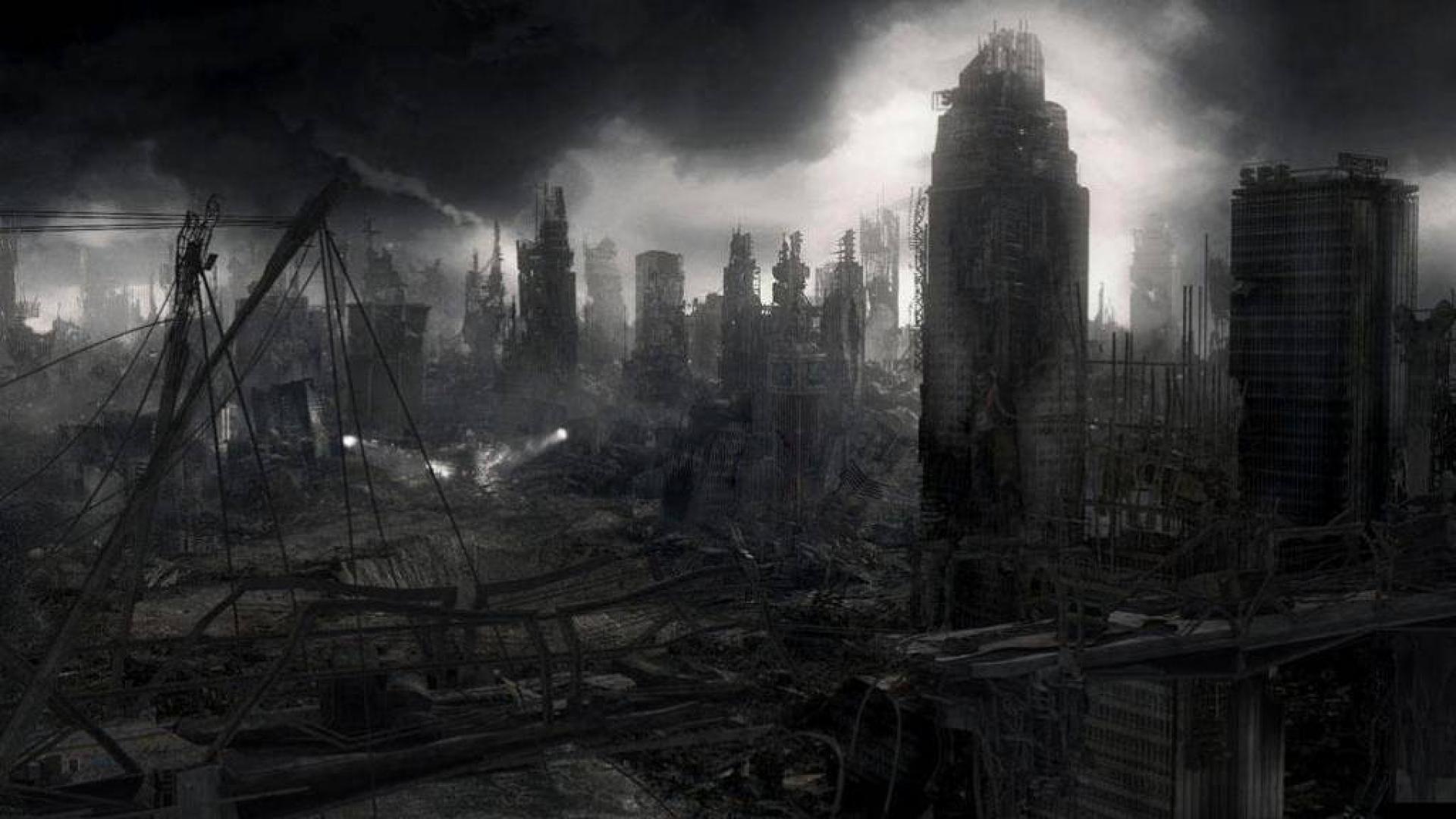 Zombie Apocalypse Wallpaper – WallpaperSafari