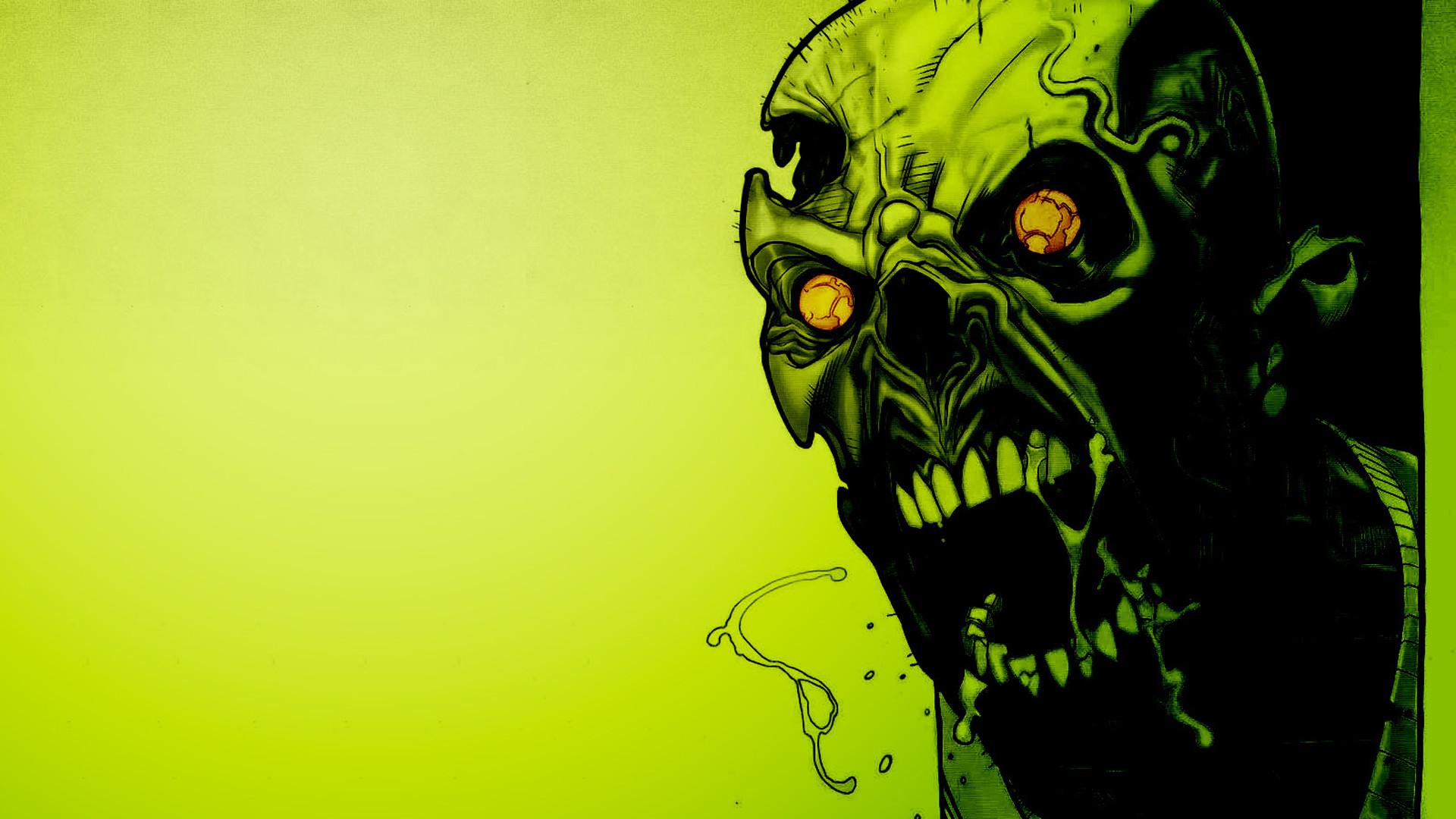 Latest Zombie Wallpaper