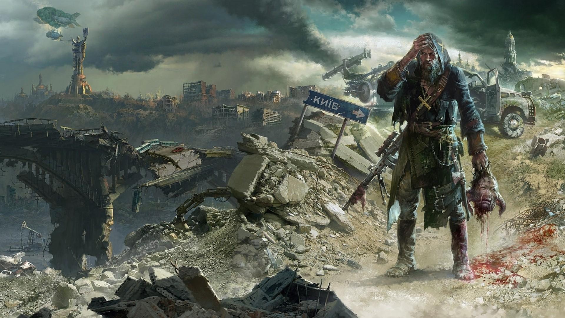 Survive A Zombie Apocalypse Wallpaper 890657 – WallDevil