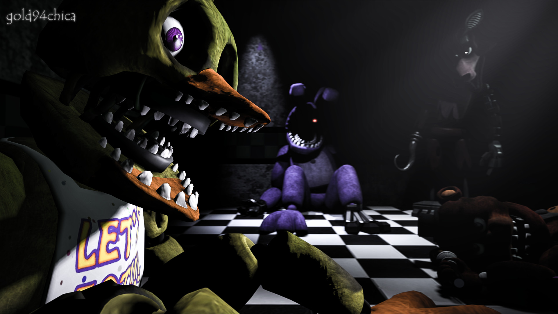 FNAF Chica – High Quality HD Wallpapers
