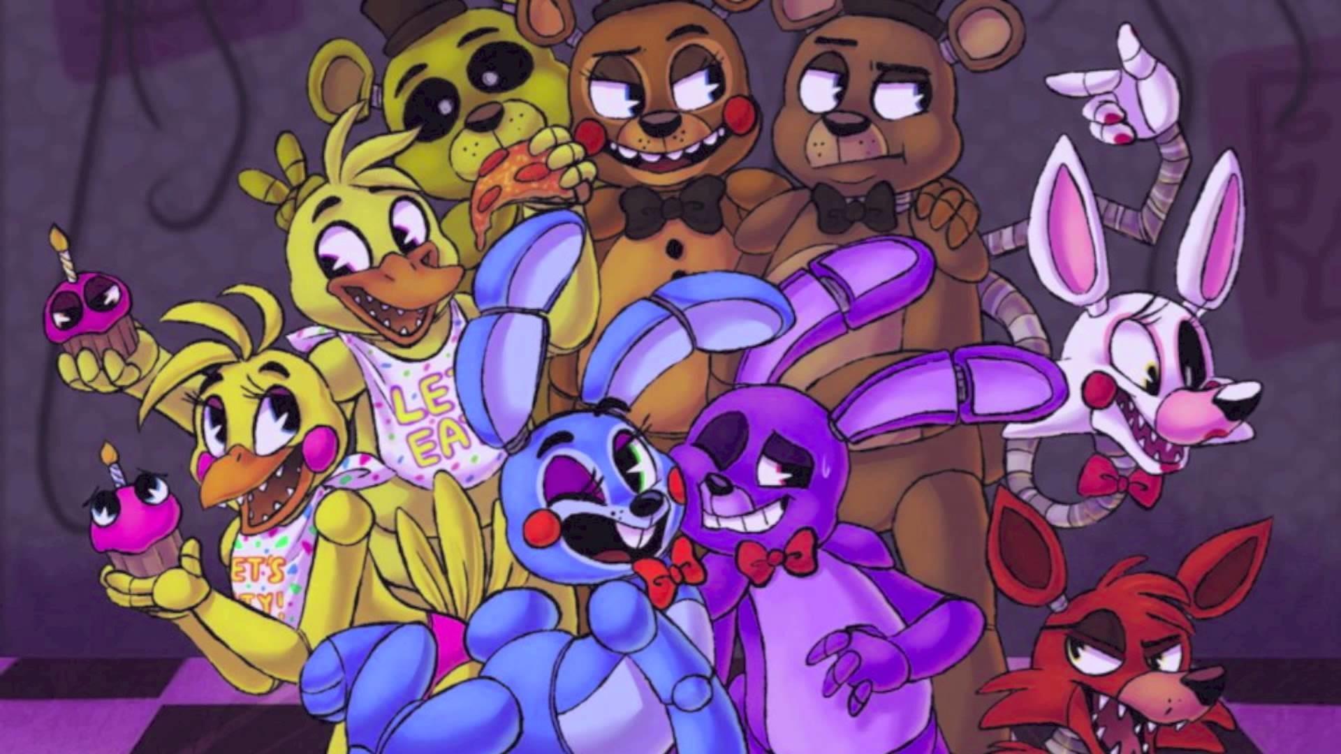 Five Nights At Freddy's 2【Sayonara Maxwell】(FNAF)