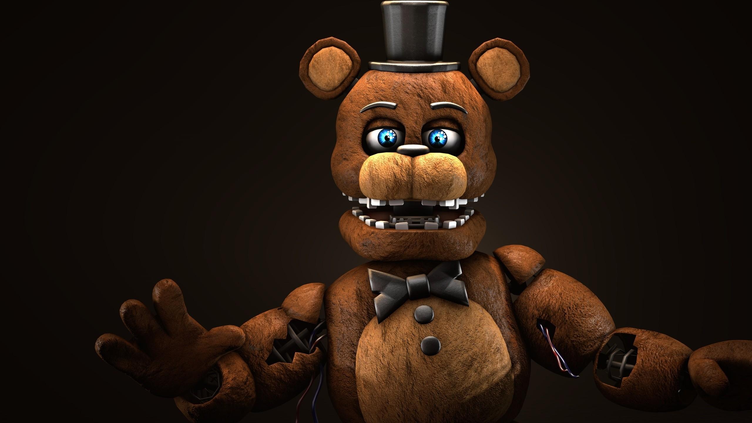 Nightmare, Fnaf, Horror Game, Freddy, Five Nights At Freddys, Five Nights