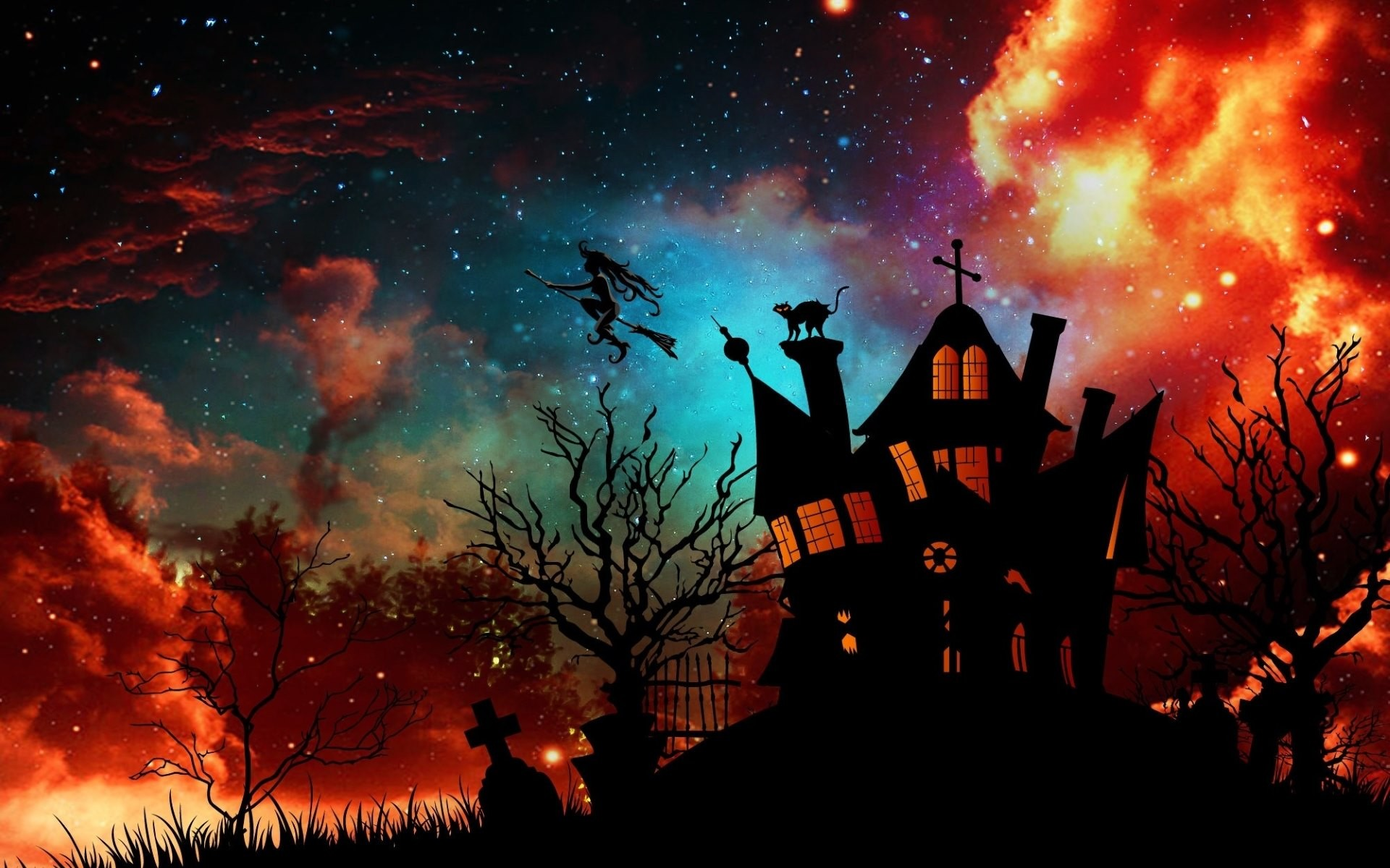 Halloween (Bambi Miranda), KB.iPT Wallpapers