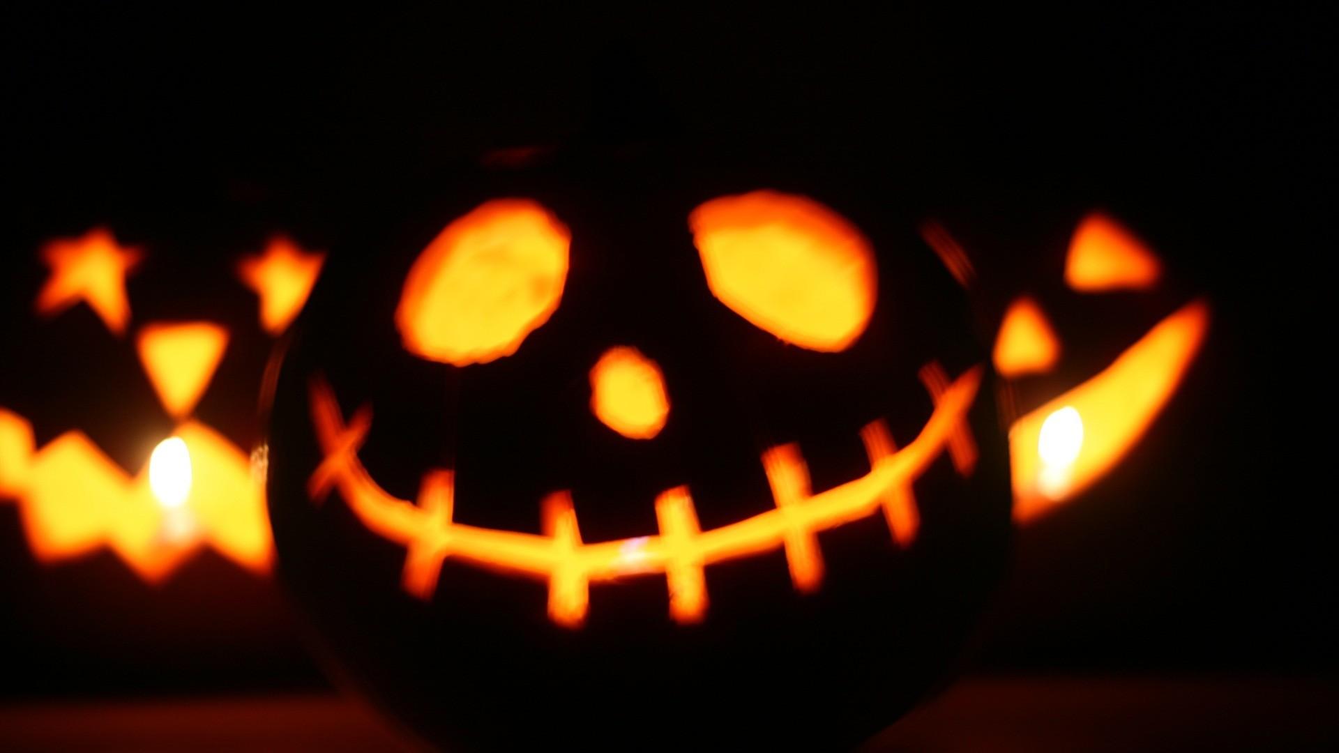 Theme Bin» Blog Archive » Halloween Eve HD Wallpaper