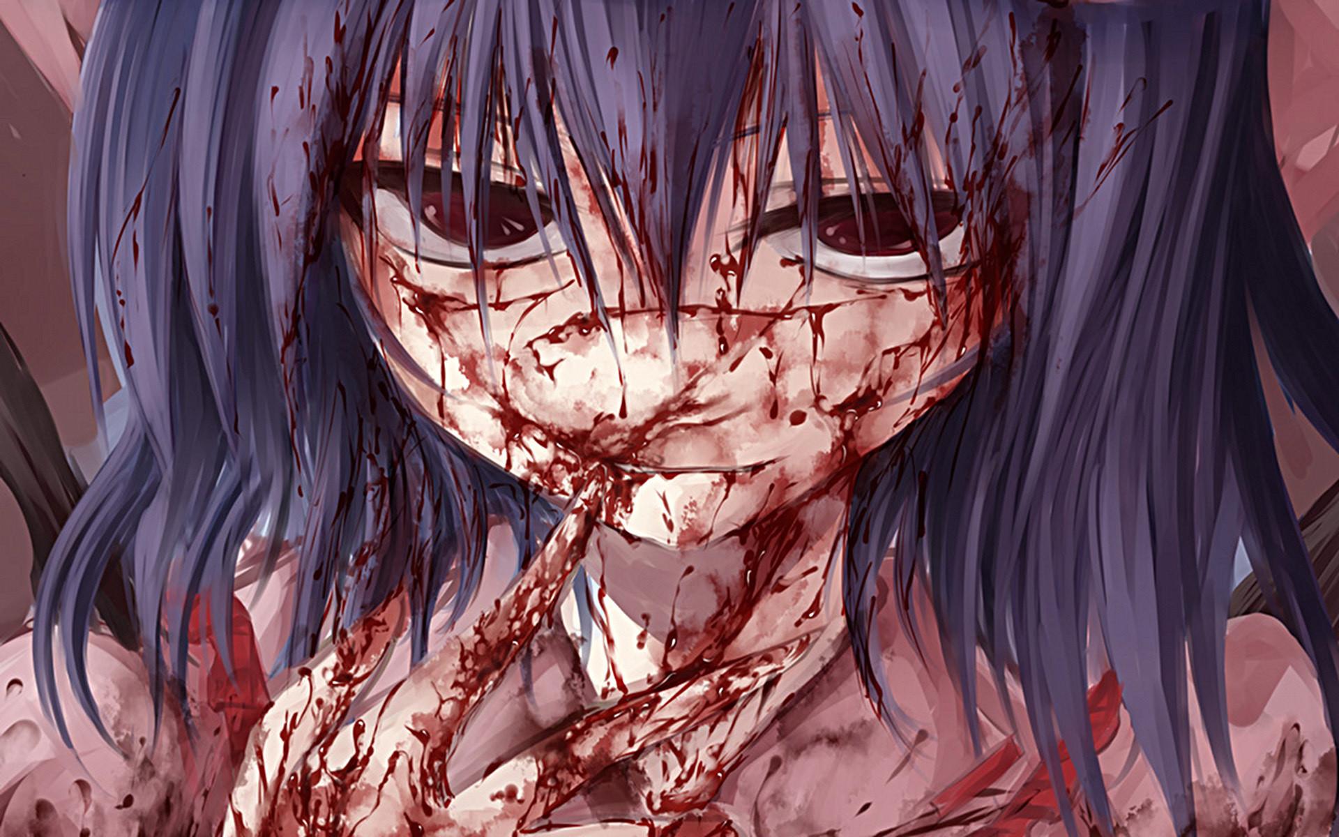 Image creepy anime girl jpg creepypasta x 853 px
