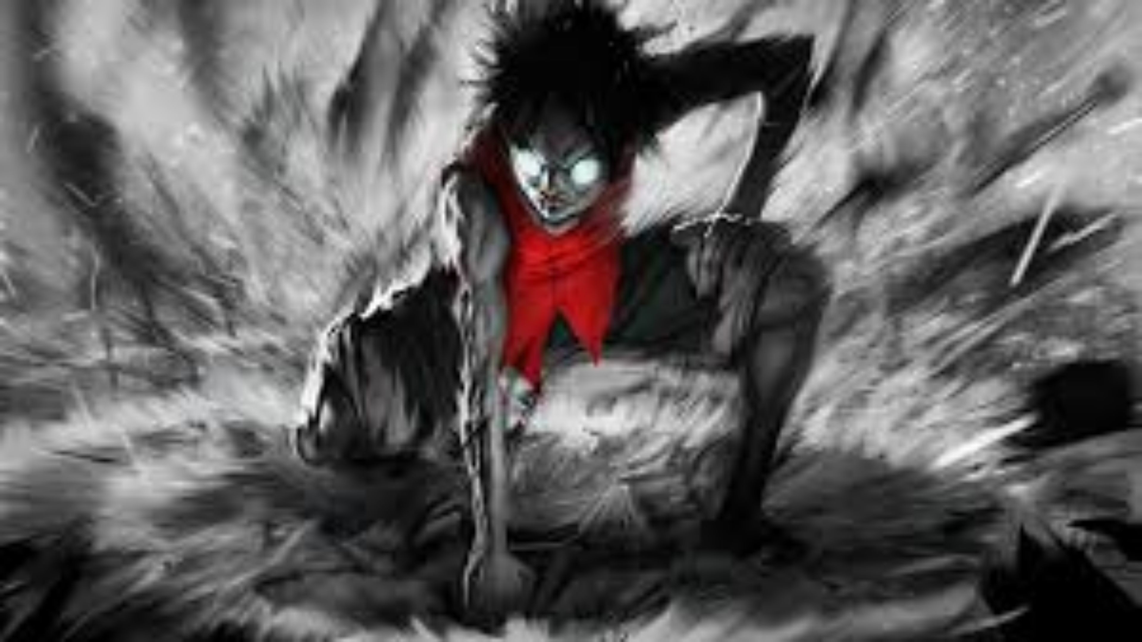Scary 4K Anime Wallpapers