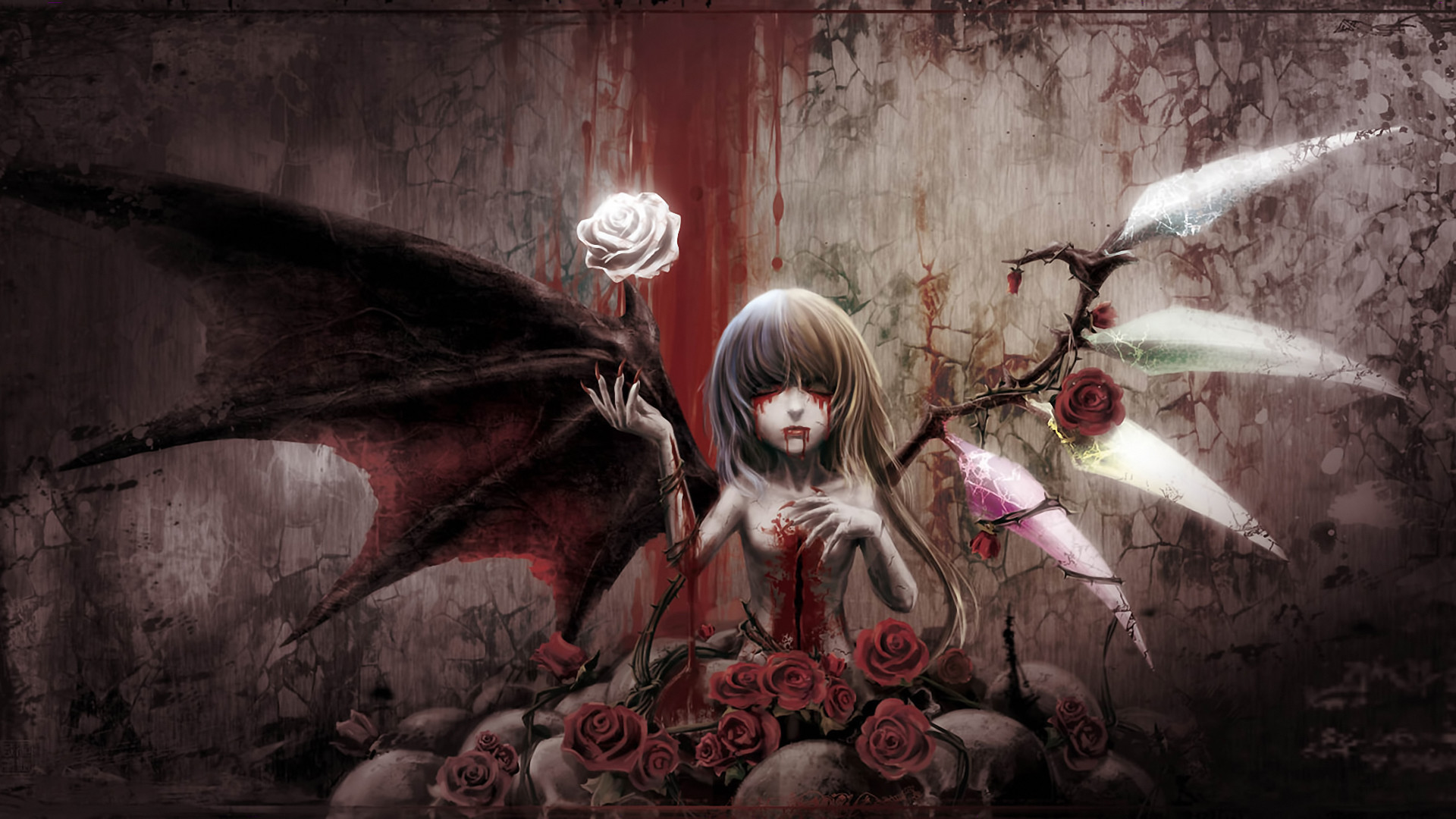 Bloody Anime | Bloody Anime Publish With… | Bloody | Pinterest .