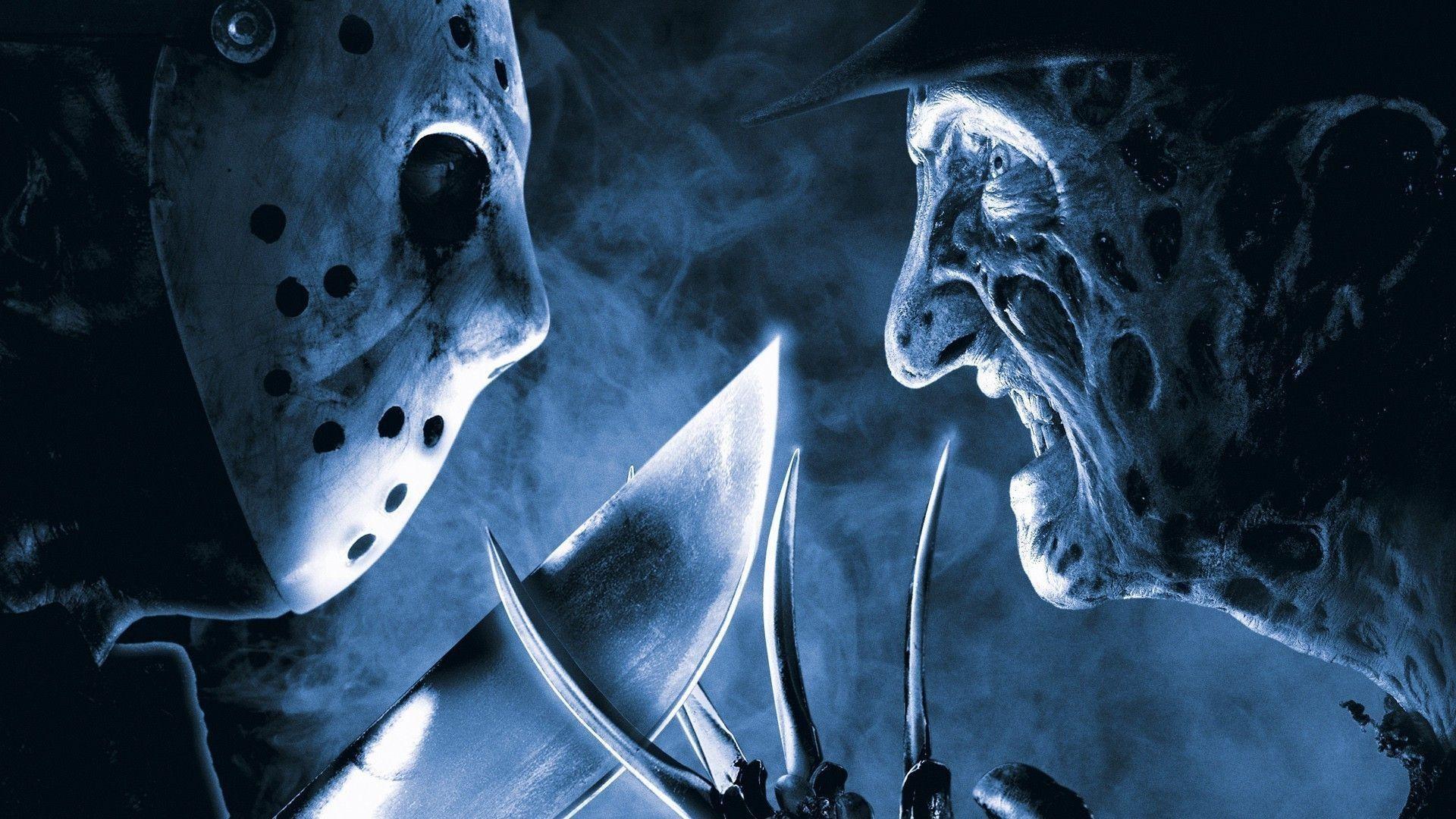 fantasy Art, Digital Art, Jason Voorhees, Freddy Krueger .