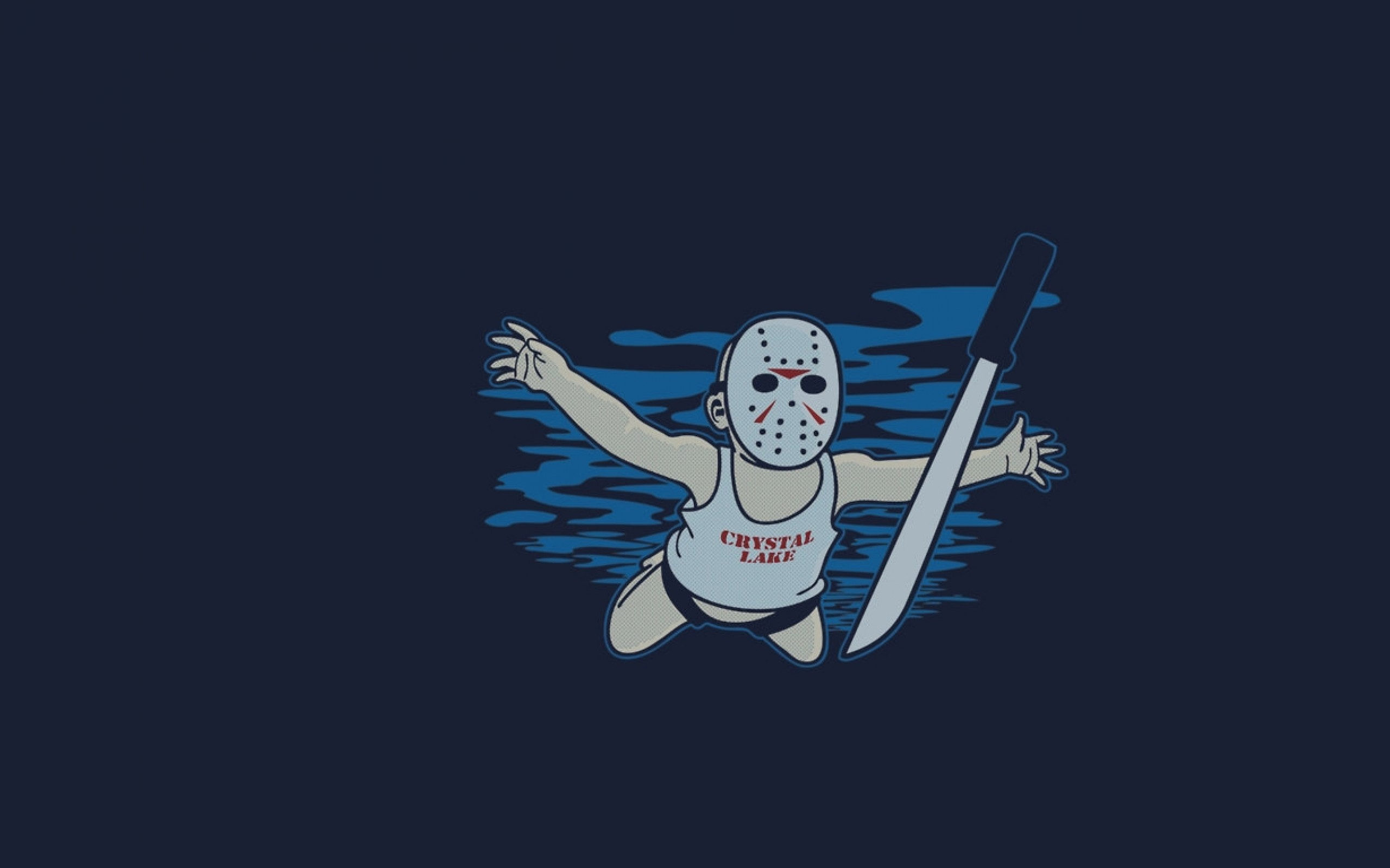 160 Jason Voorhees Wallpaper Hd