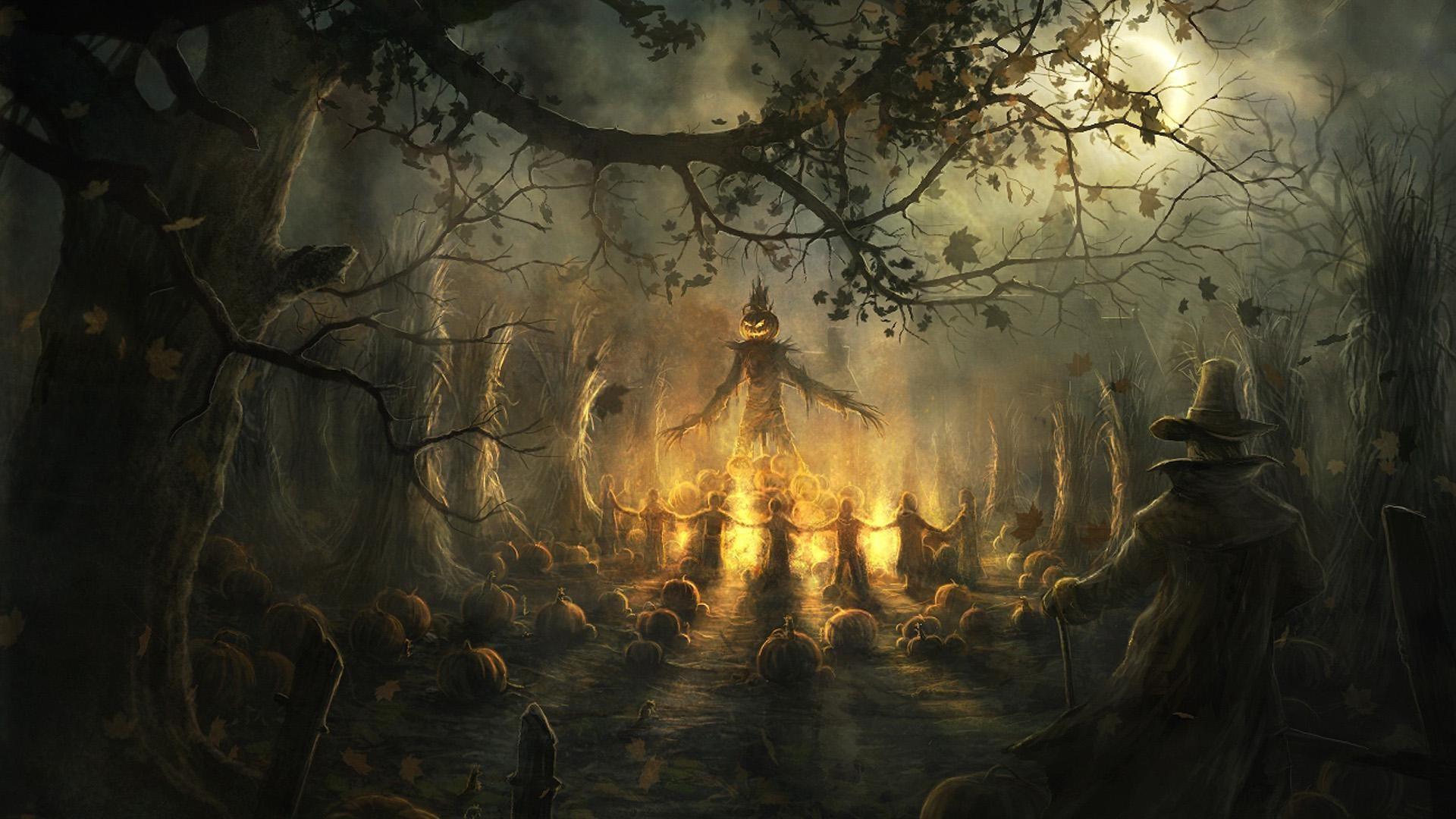 Horror Halloween HD Wallpapers