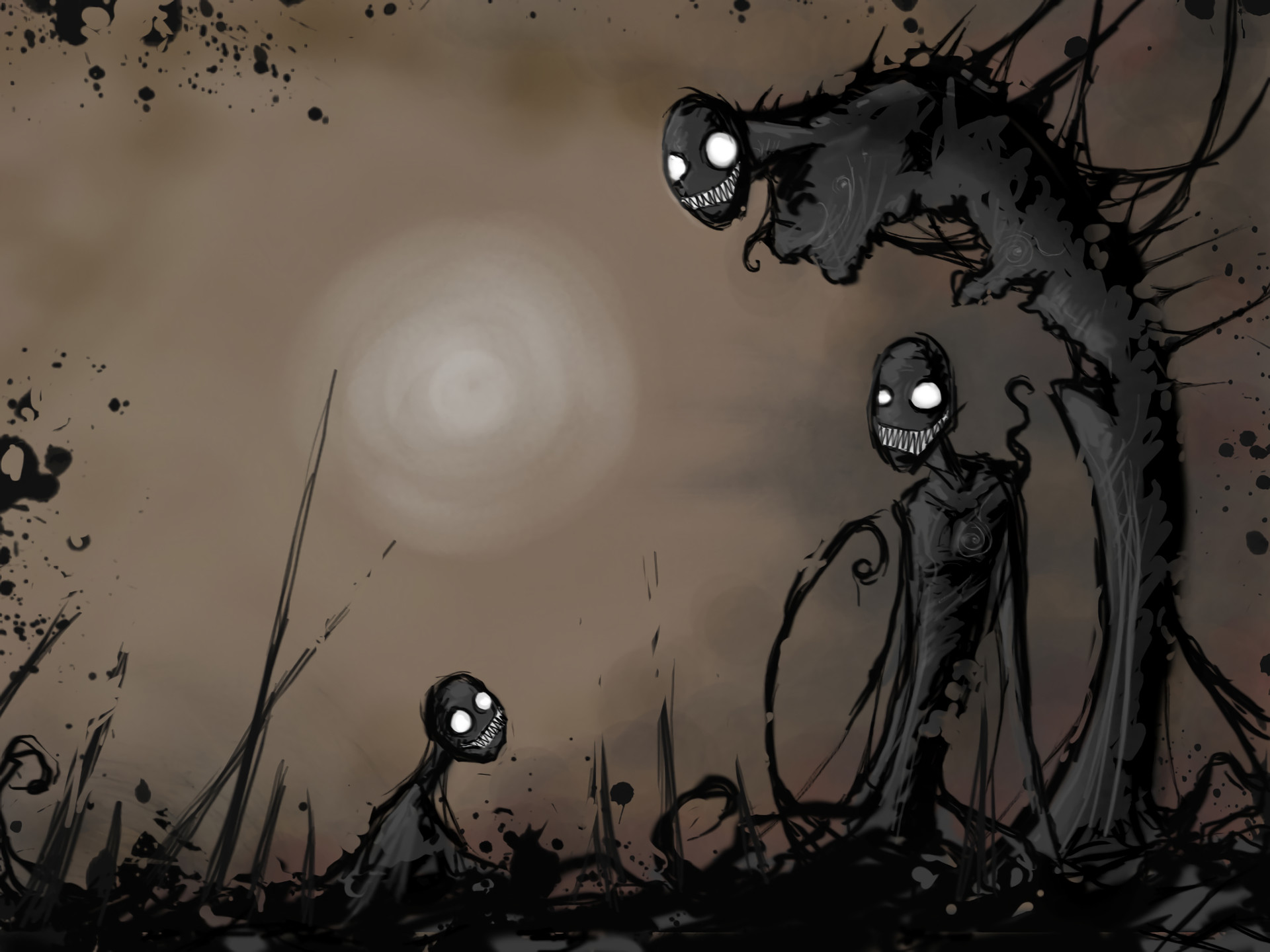 Creepy Jeff the Killer · HD Wallpaper | Background ID:8904