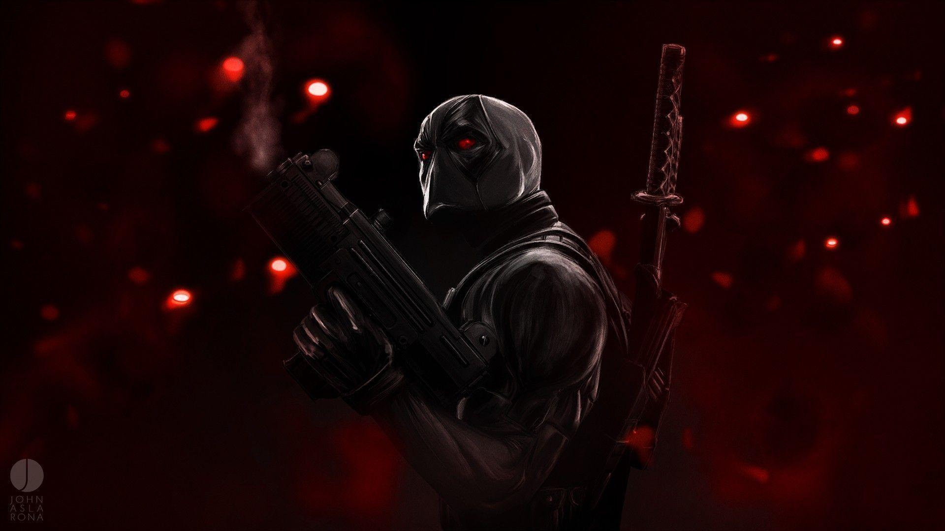 Deadpool Wallpapers HD | Wallpicshd