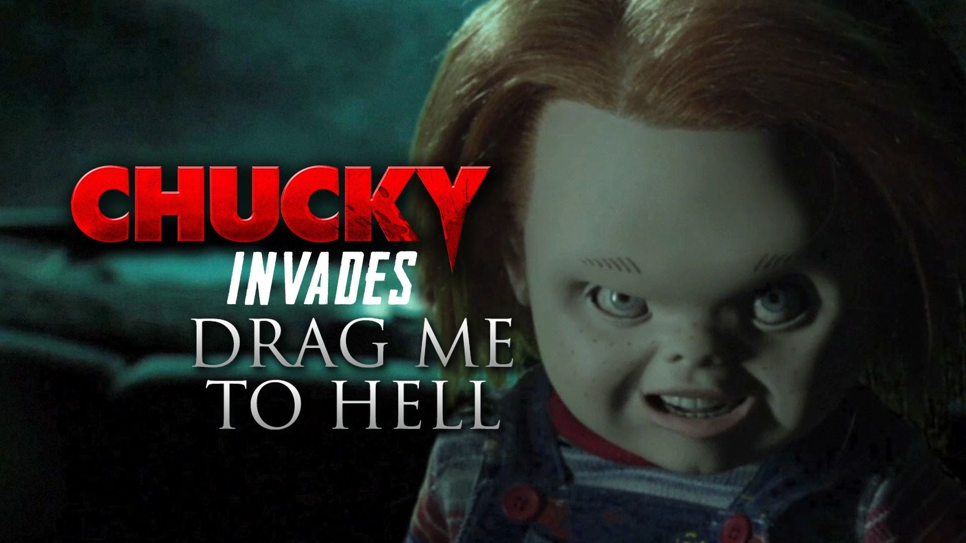 Chucky Invades Drag Me To Hell – Horror Movie MashUp (2013) Film HD –  YouTube