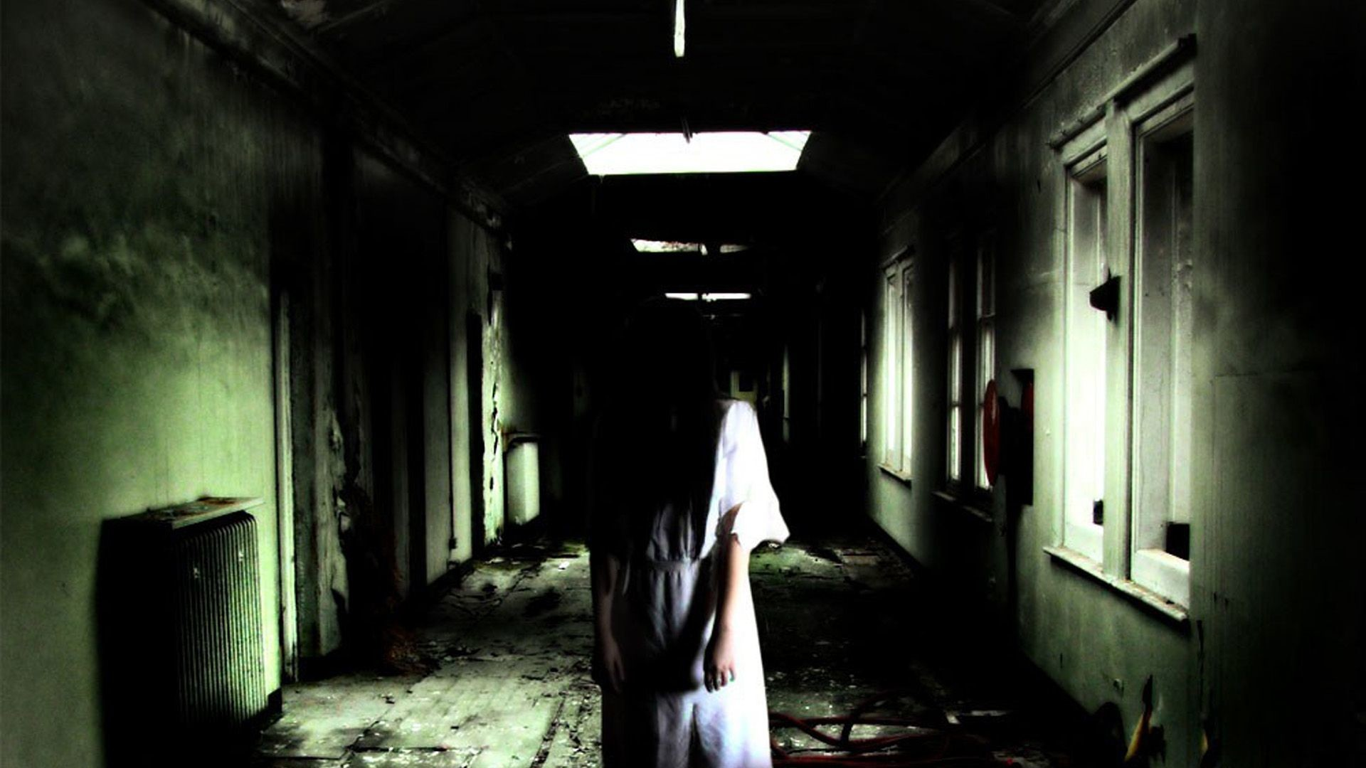Wallpapers Scary Hospital Hd 1920×1080